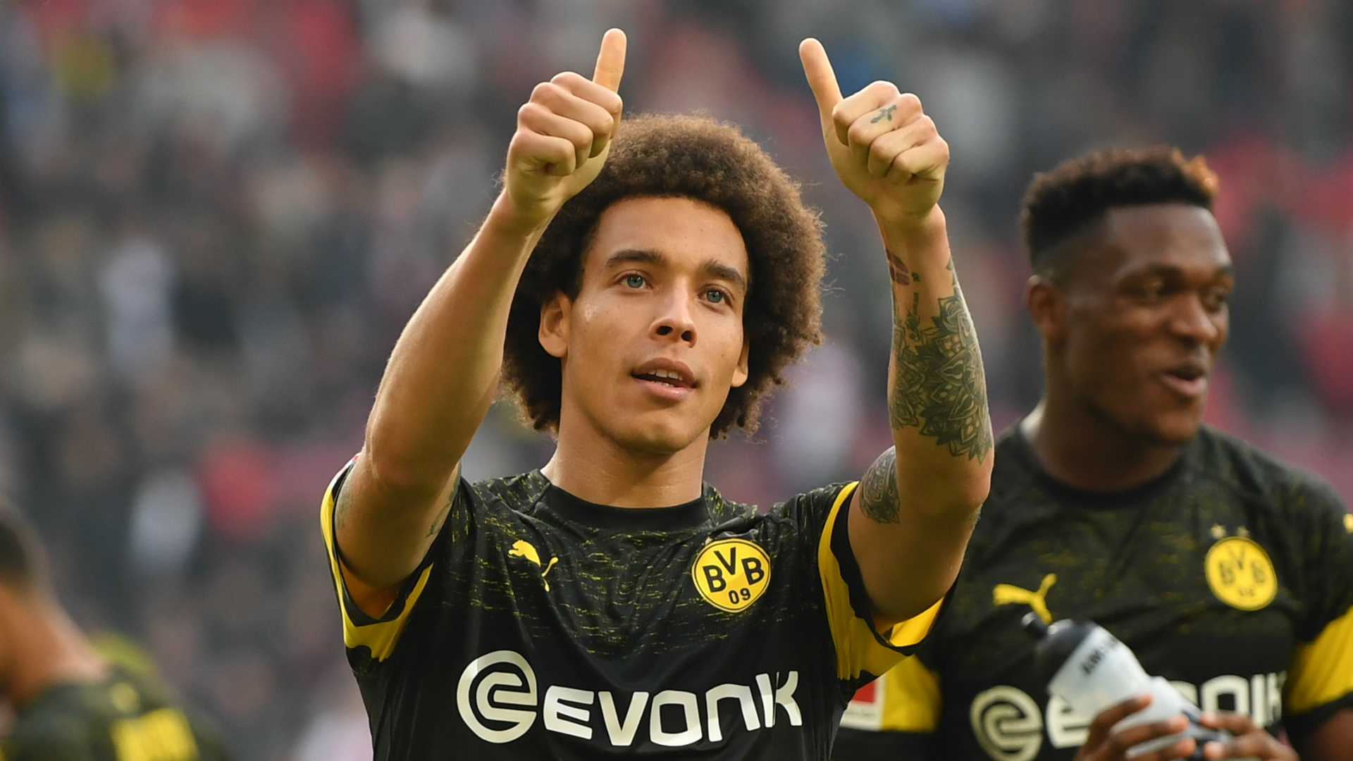 Witsel: Joining Borussia Dortmund my best career decision