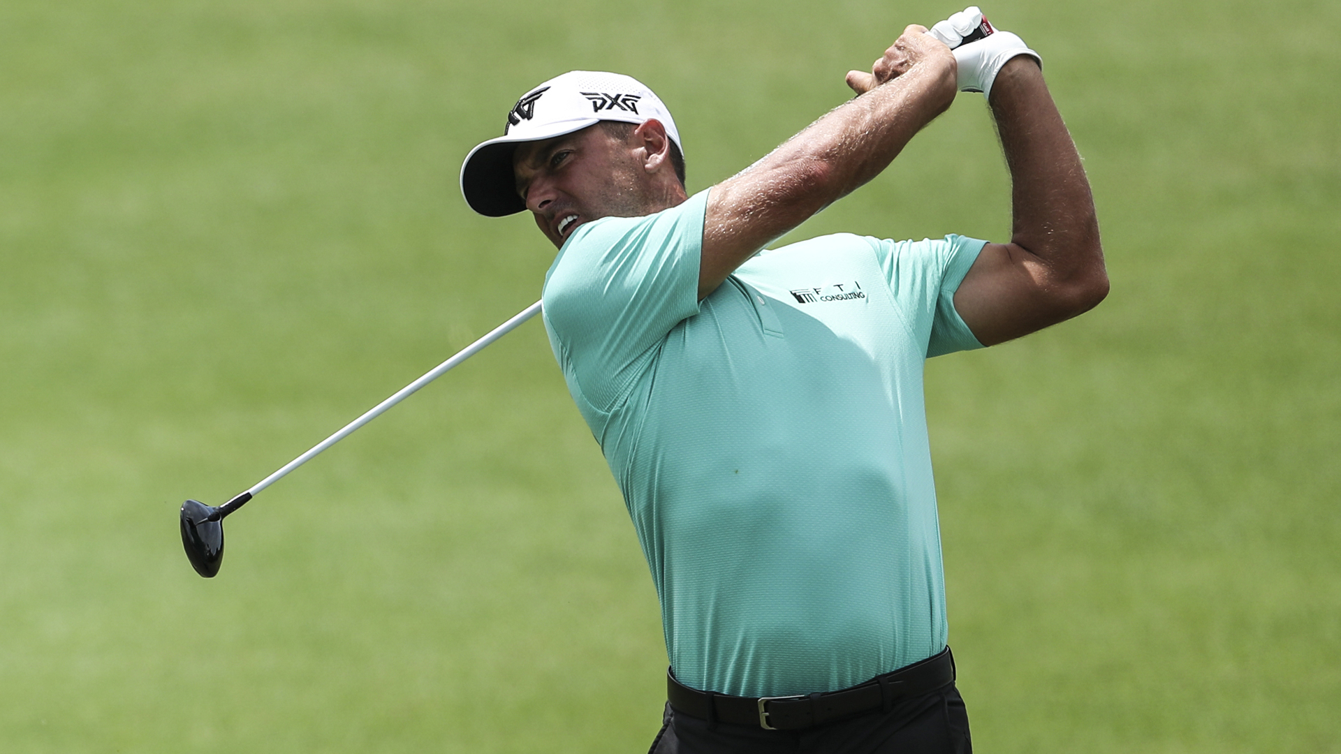 Howell grabs first-round lead at Sea Island