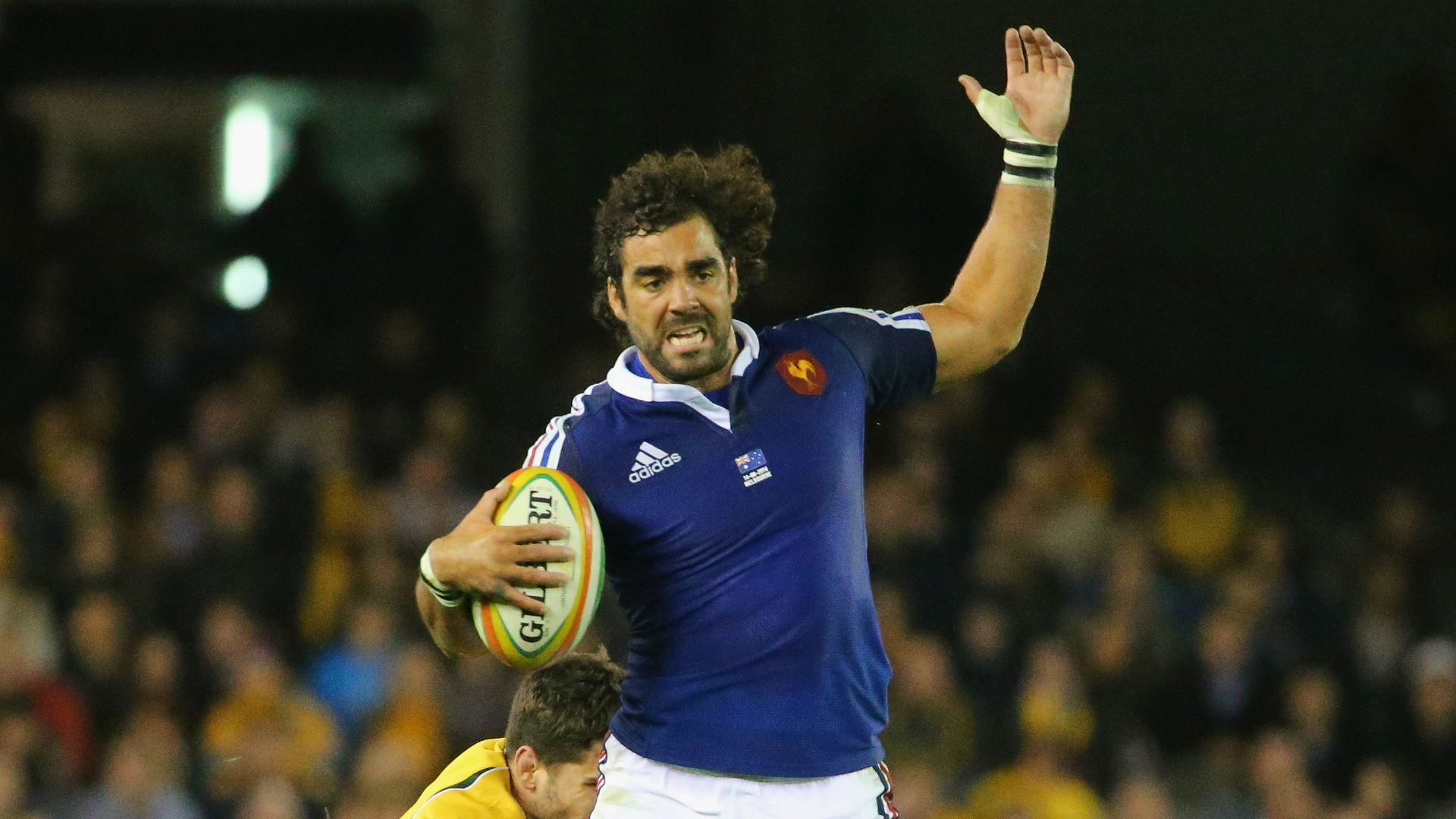 Huget to make first France appearance in a year