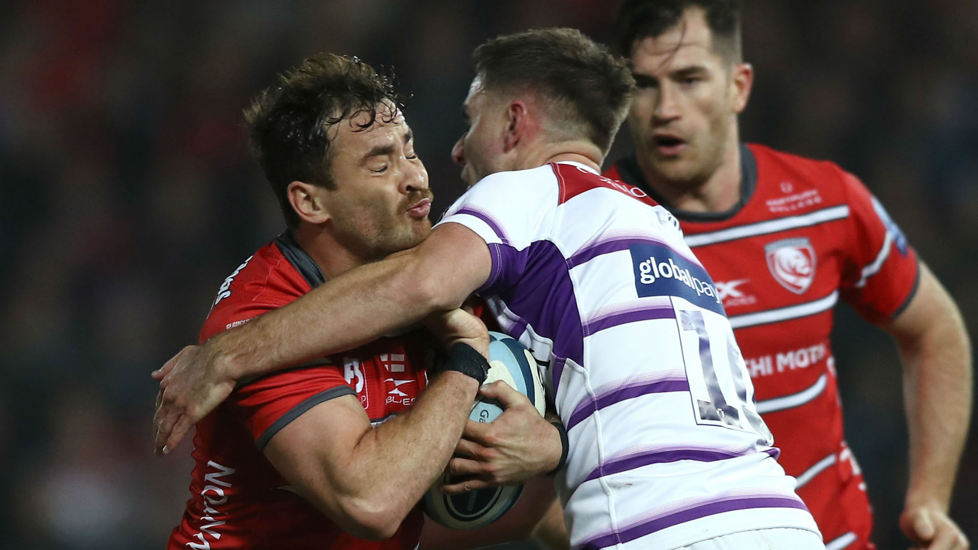 Cipriani-inspired Gloucester thrash Tigers