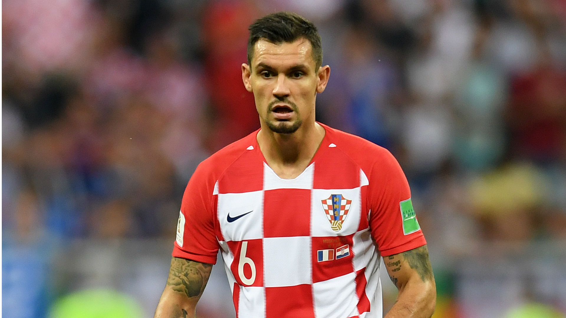 Lovren ready for 'fiery' England clash