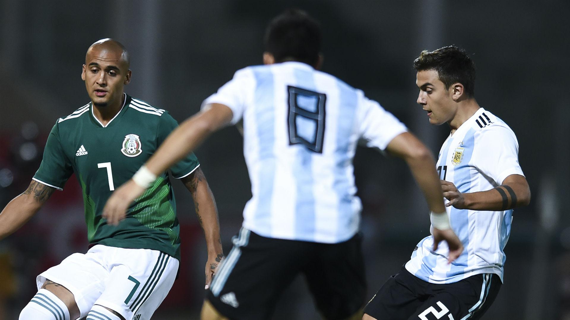 Dybala impressed by Argentina's improved spirit