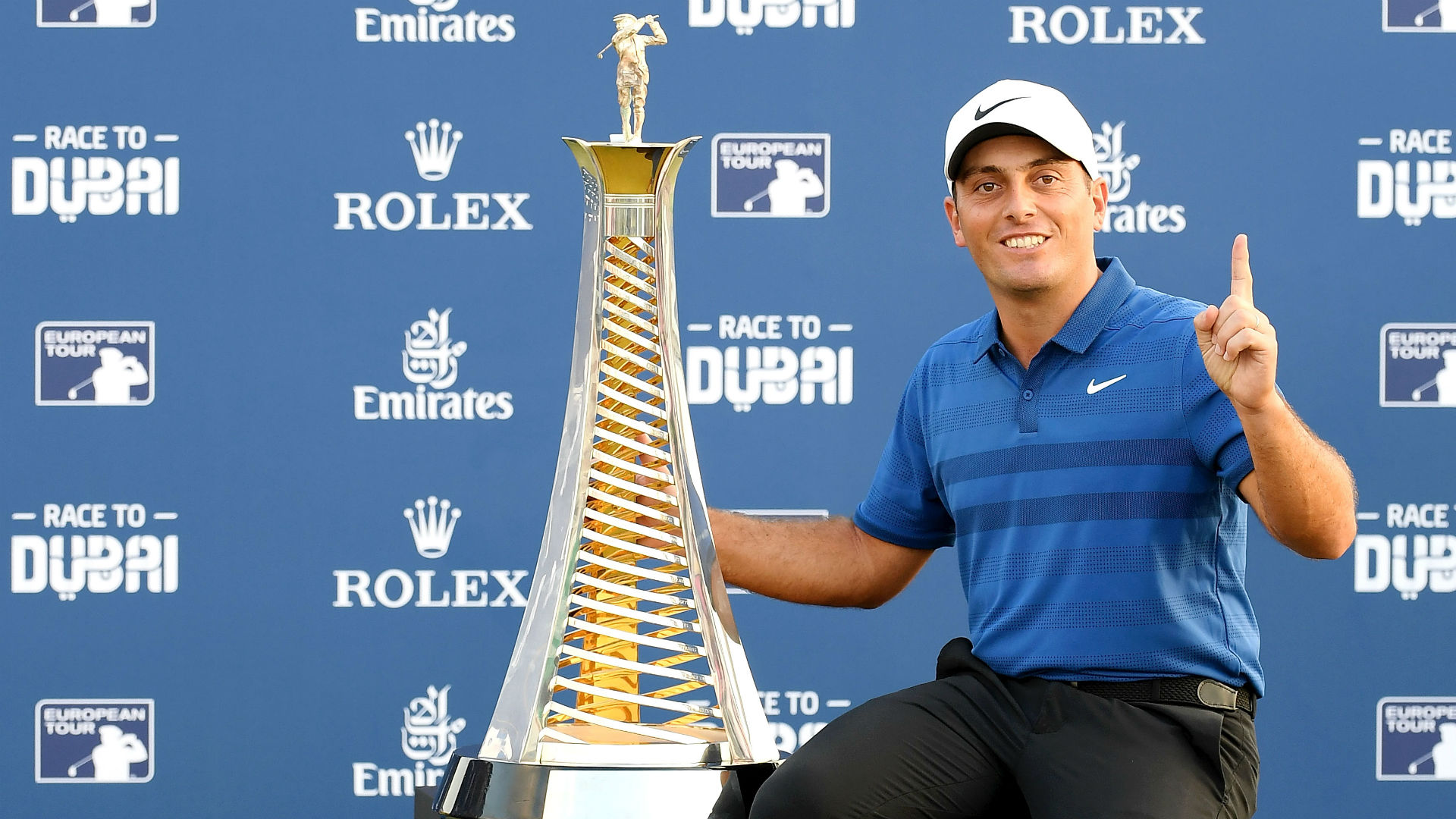 It doesn't sound real - Molinari stunned by 2018 exploits