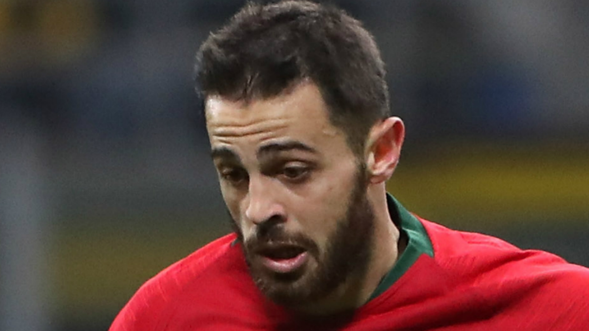 Injury rules Bernardo Silva out of Poland clash