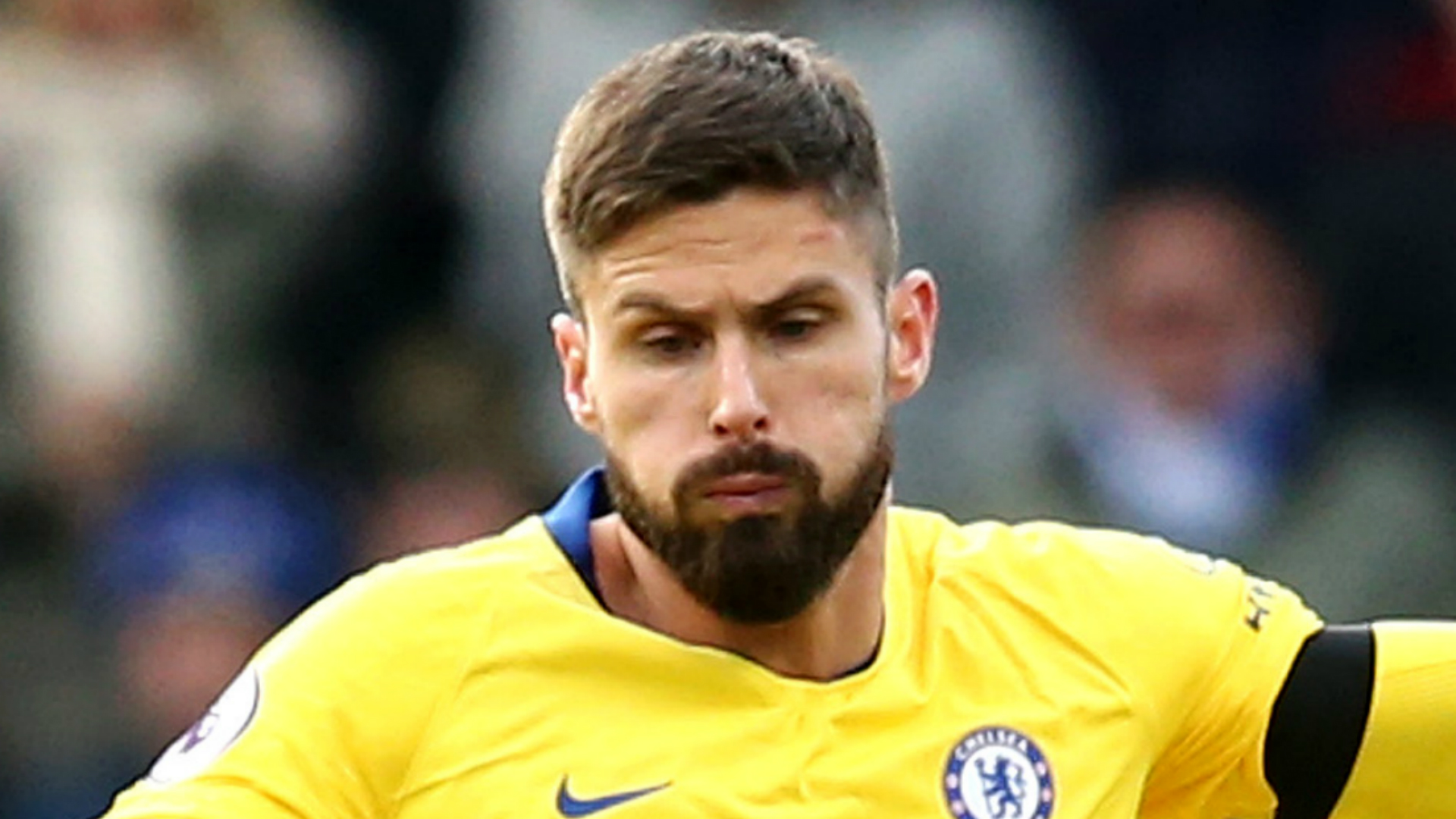 I am going to stay at Chelsea and fight, insists Giroud