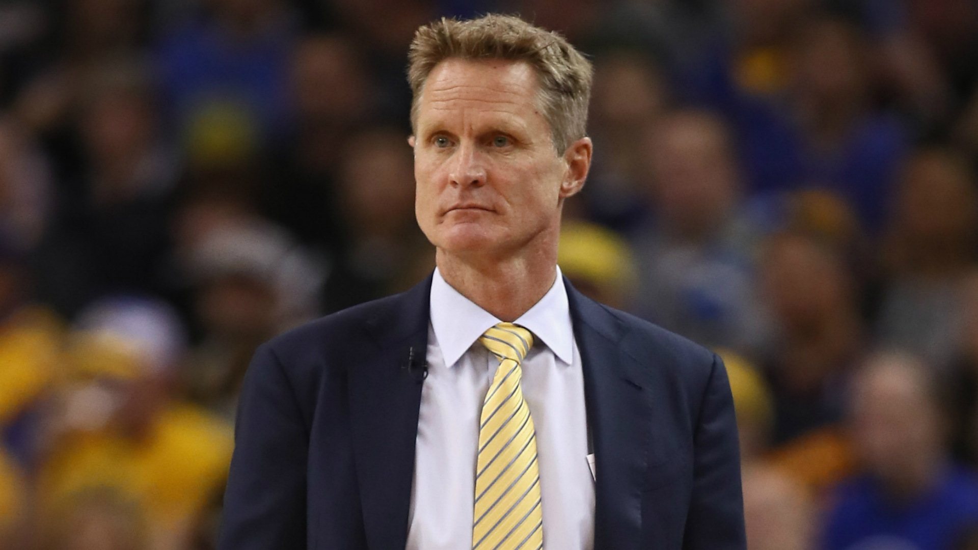 Kerr says this has been his toughest stretch as Warriors coach