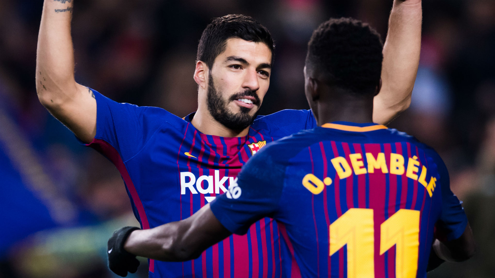 Dembele must focus and be more responsible - Suarez