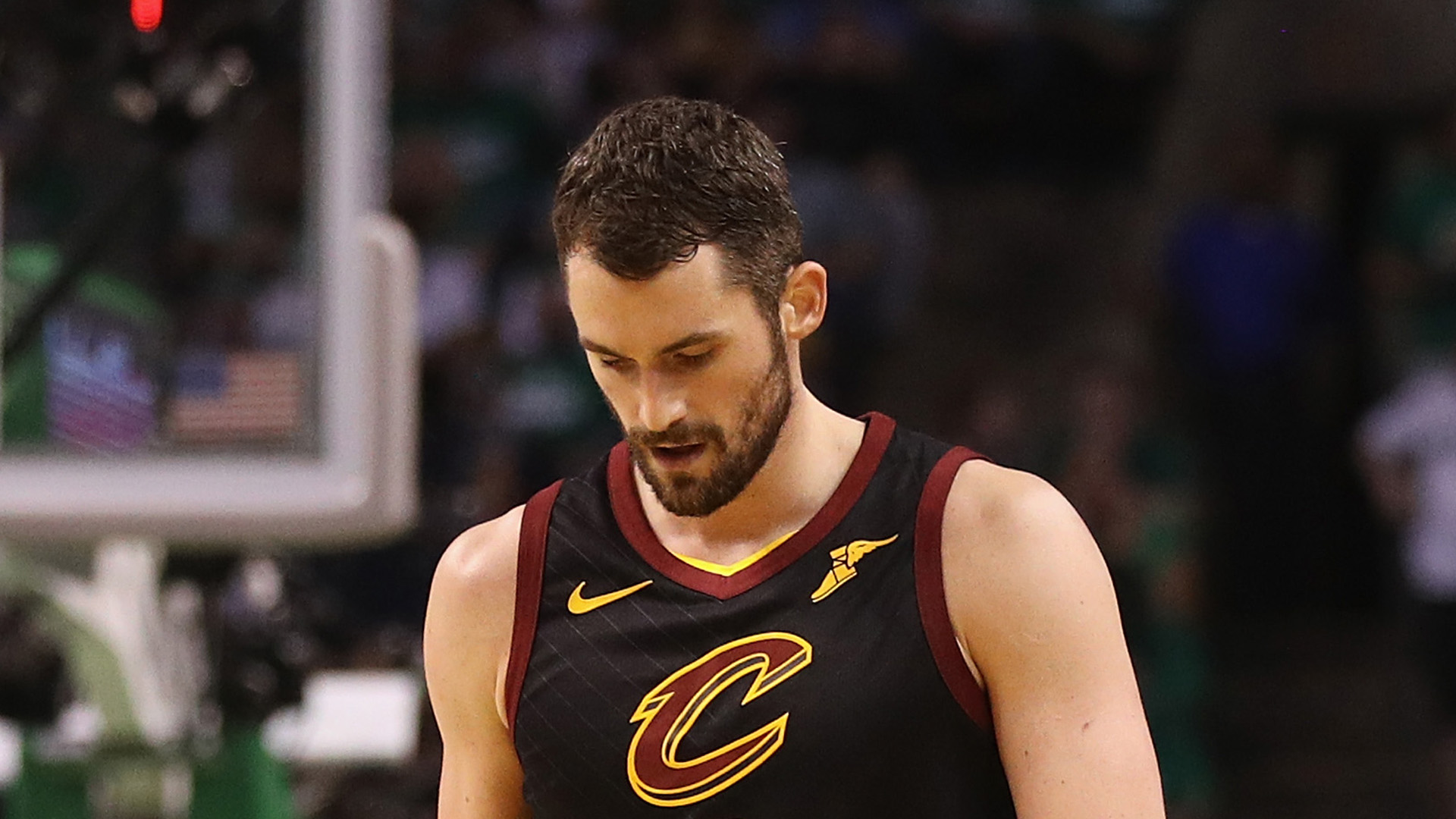 Cavs star Love expects to be out until 2019
