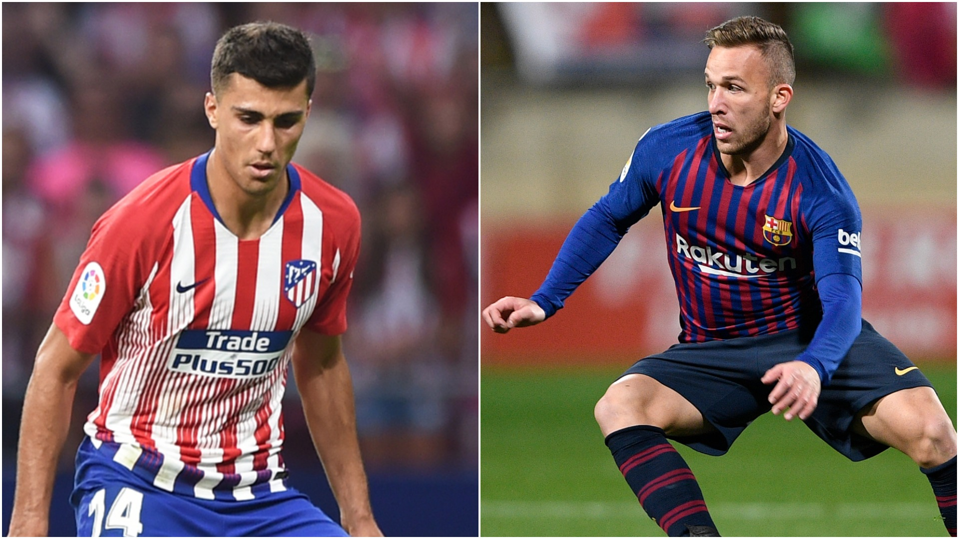 Atletico Madrid v Barcelona: 2018-19 signings compared