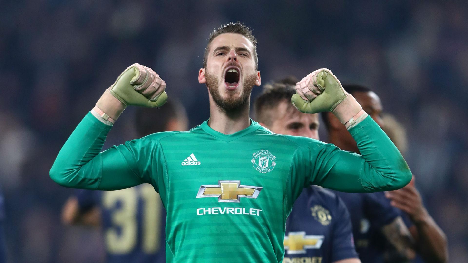 Mourinho: Manchester United need to keep De Gea