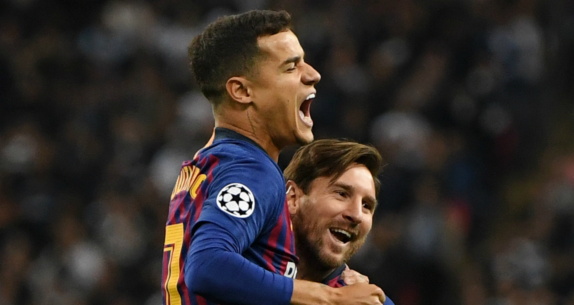 Coutinho and Insigne aiming to maintain hot streaks - Champions League in Opta numbers
