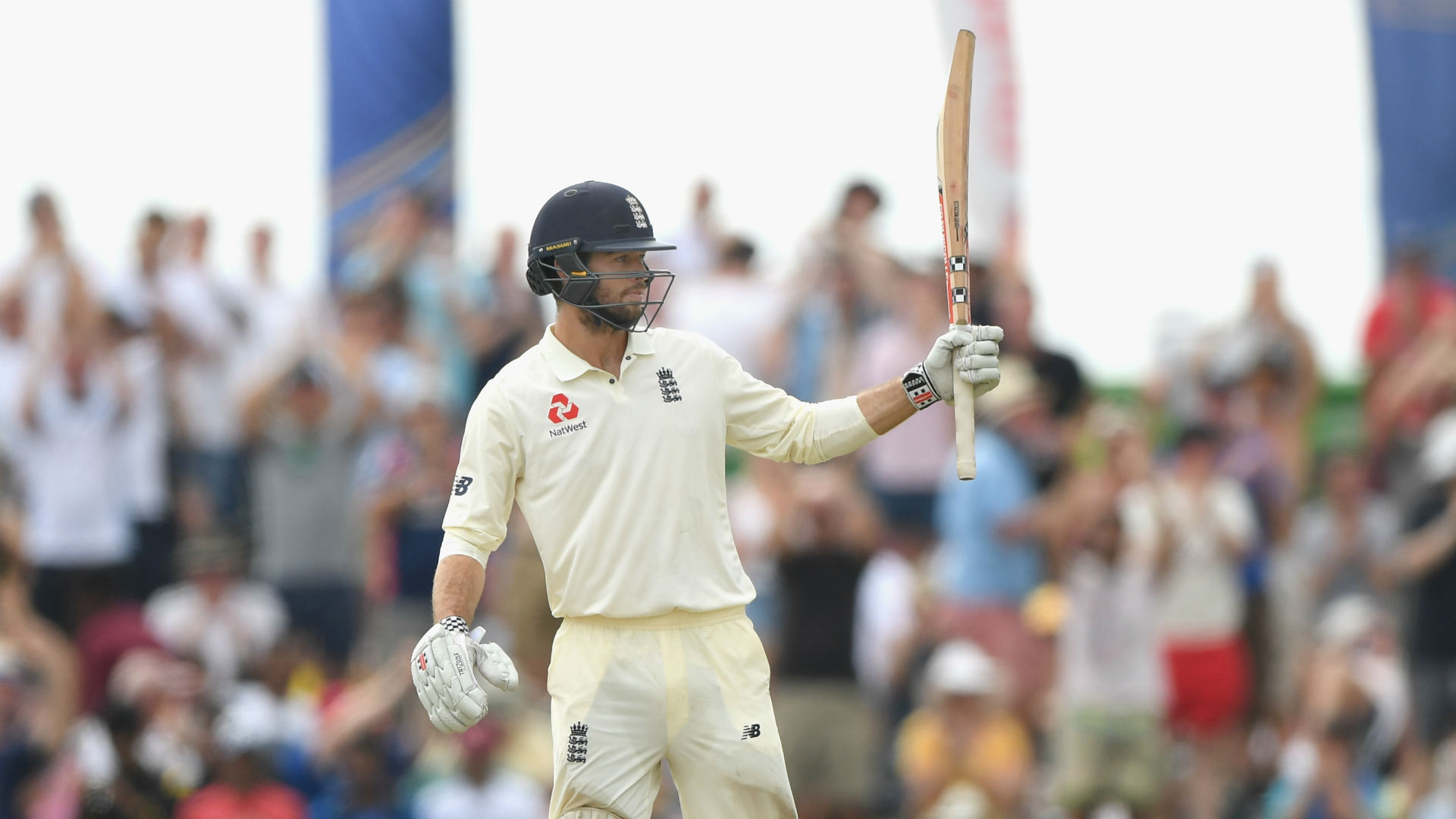 Foakes would have no issue with being dropped