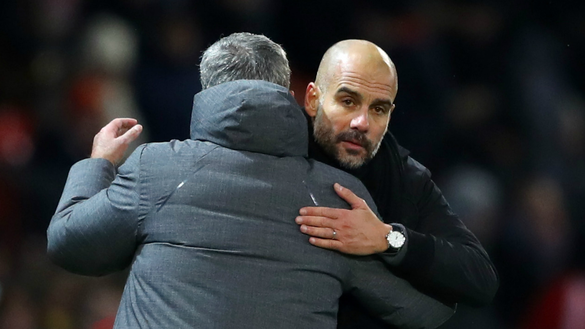 We are both good guys - Guardiola happy to bury Mourinho rows