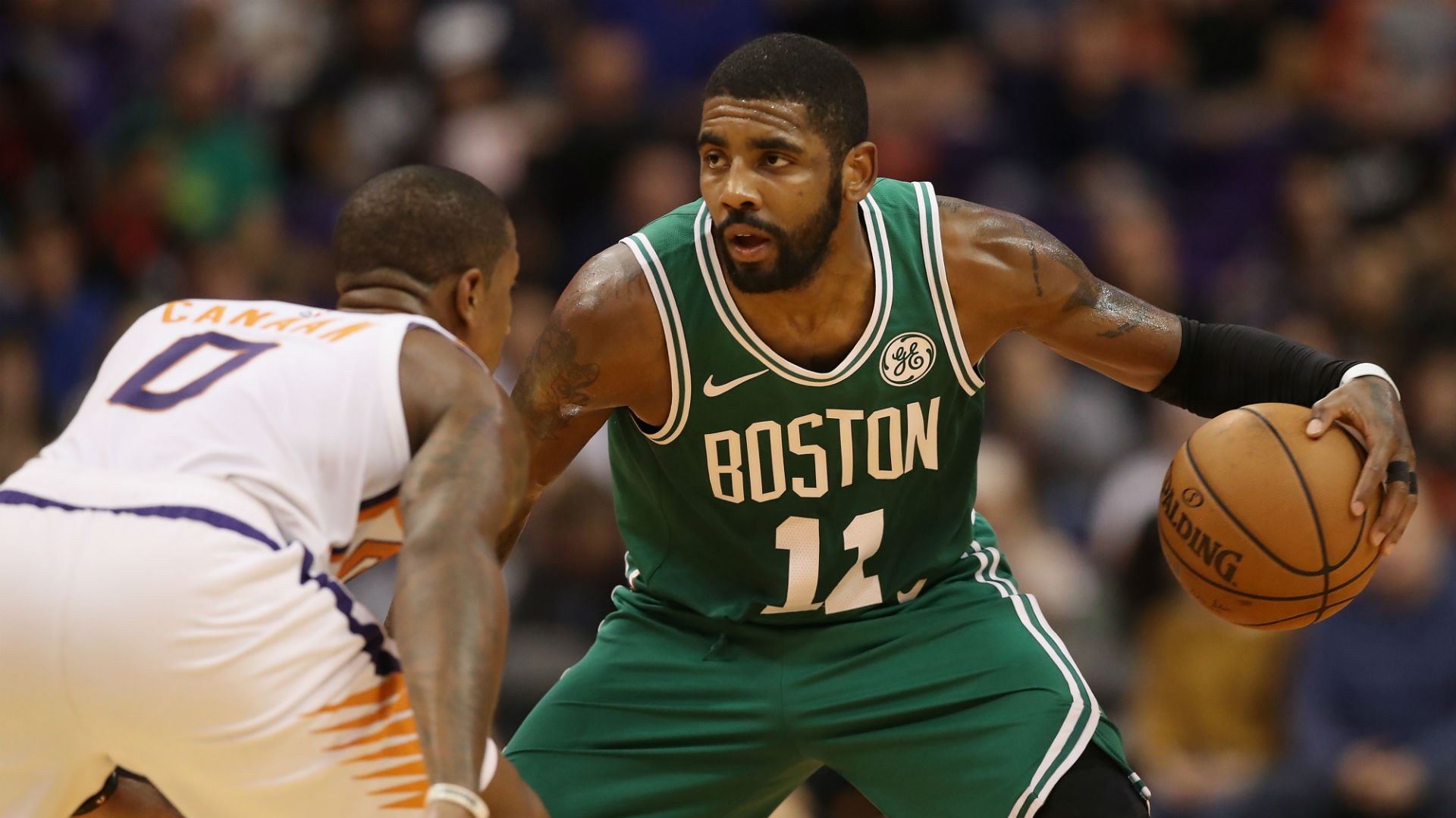 Kyrie Irving praises Celtics' resiliency in stunning 20-point comeback