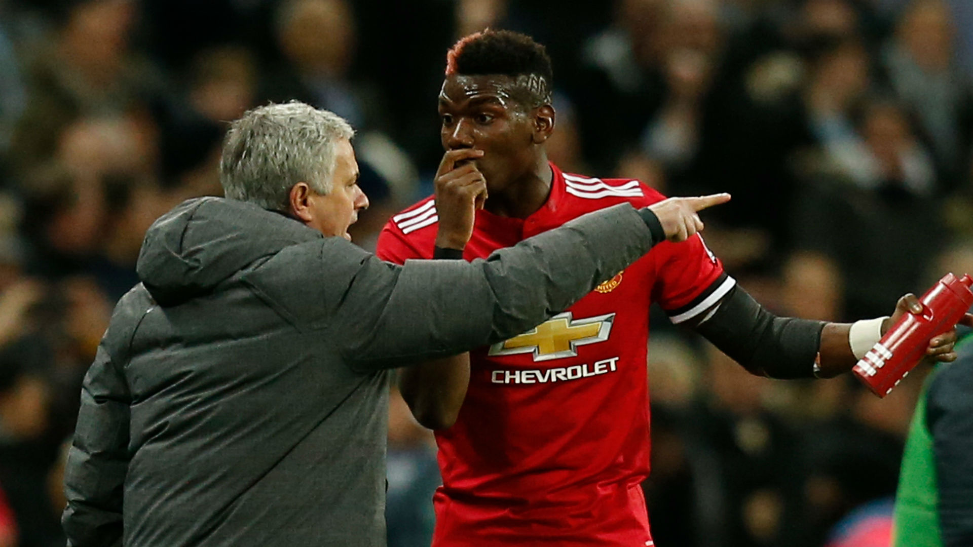 Manchester City v Manchester United: Can Pogba revisit derby-day heroics?