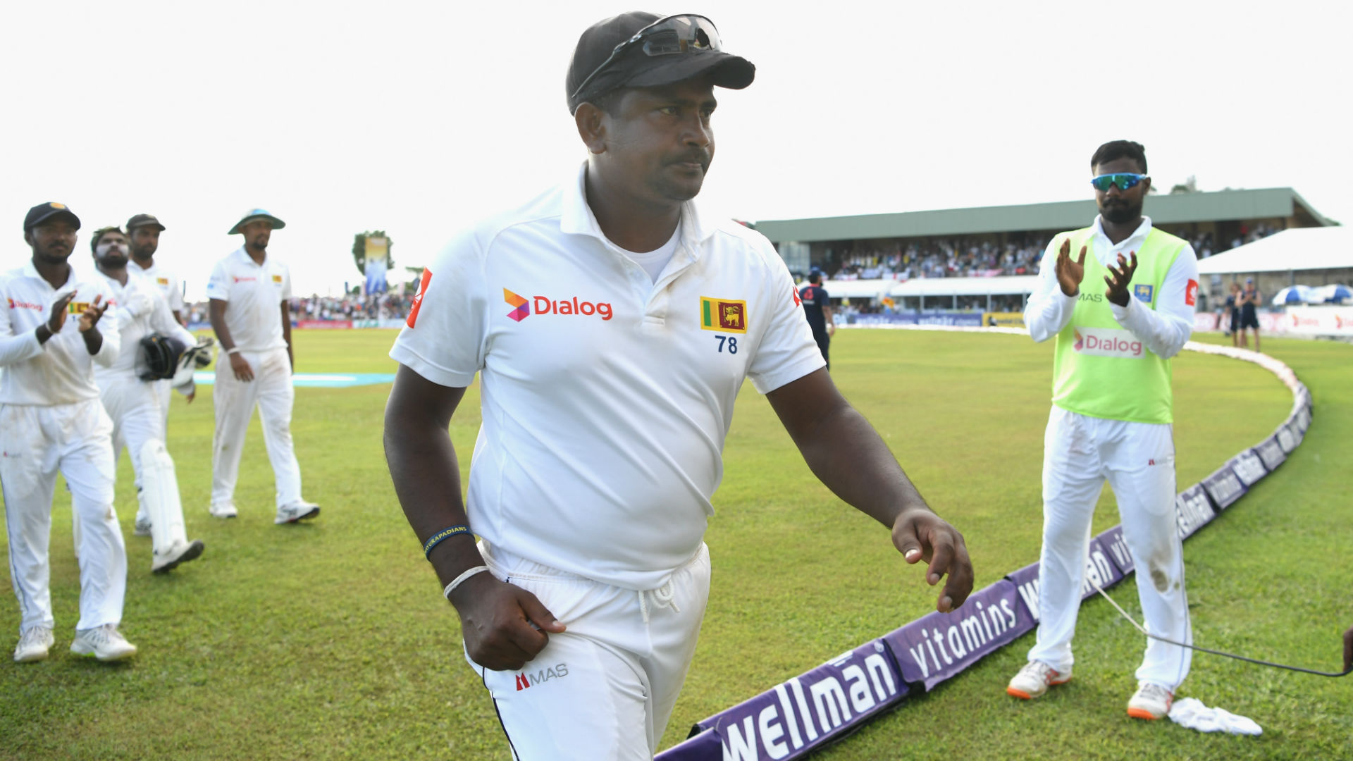 Chandimal sorry as Herath is denied winning farewell