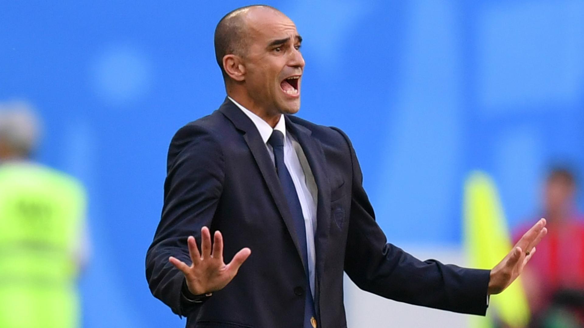 Martinez shuts down Real Madrid talk