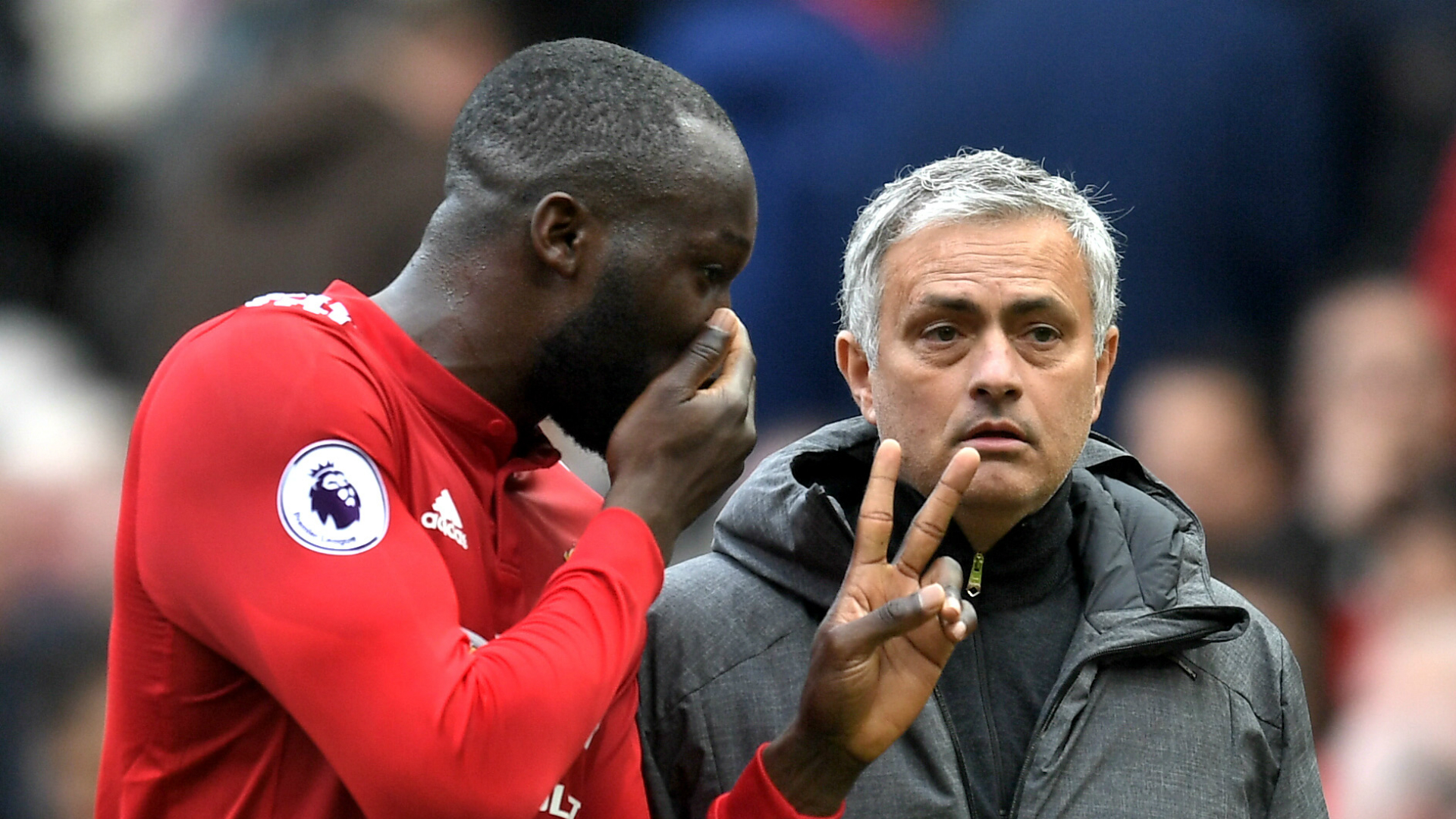 Mourinho: Lukaku could face Manchester City