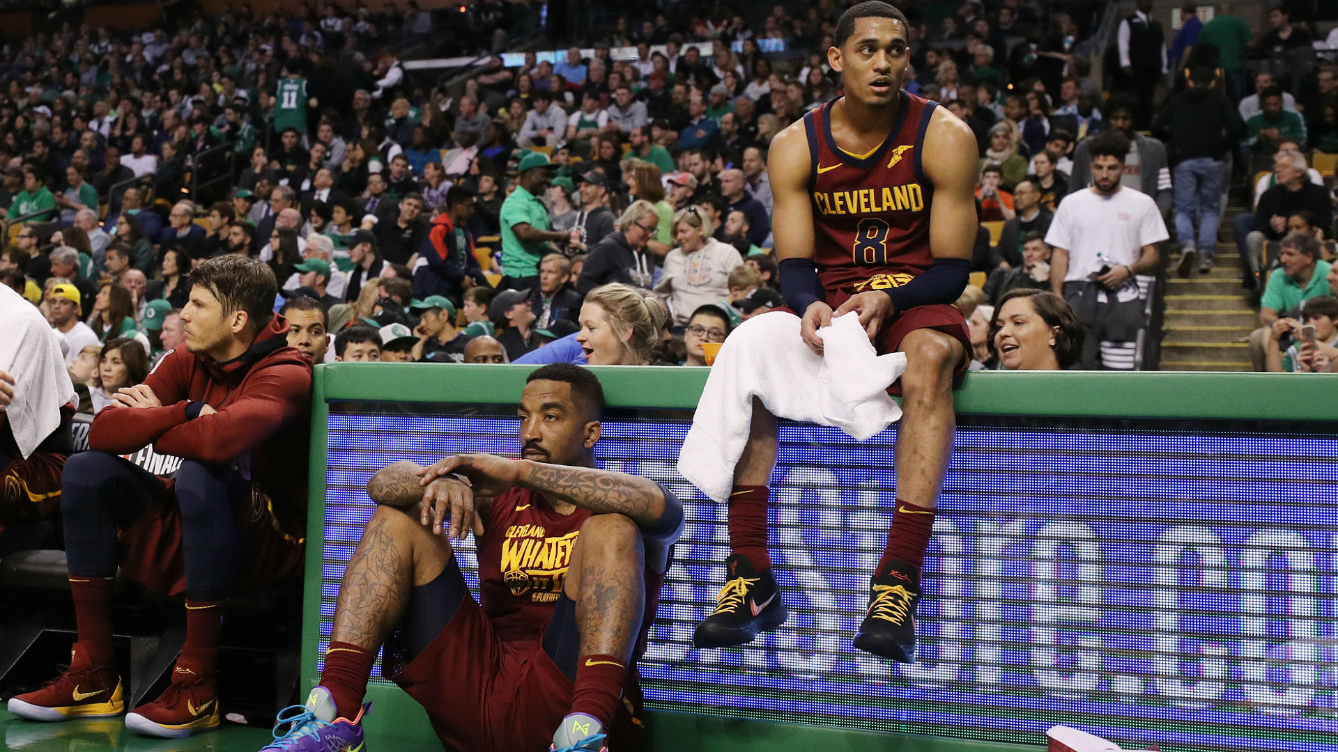Paul Pierce says he thinks Duke could beat the Cavaliers