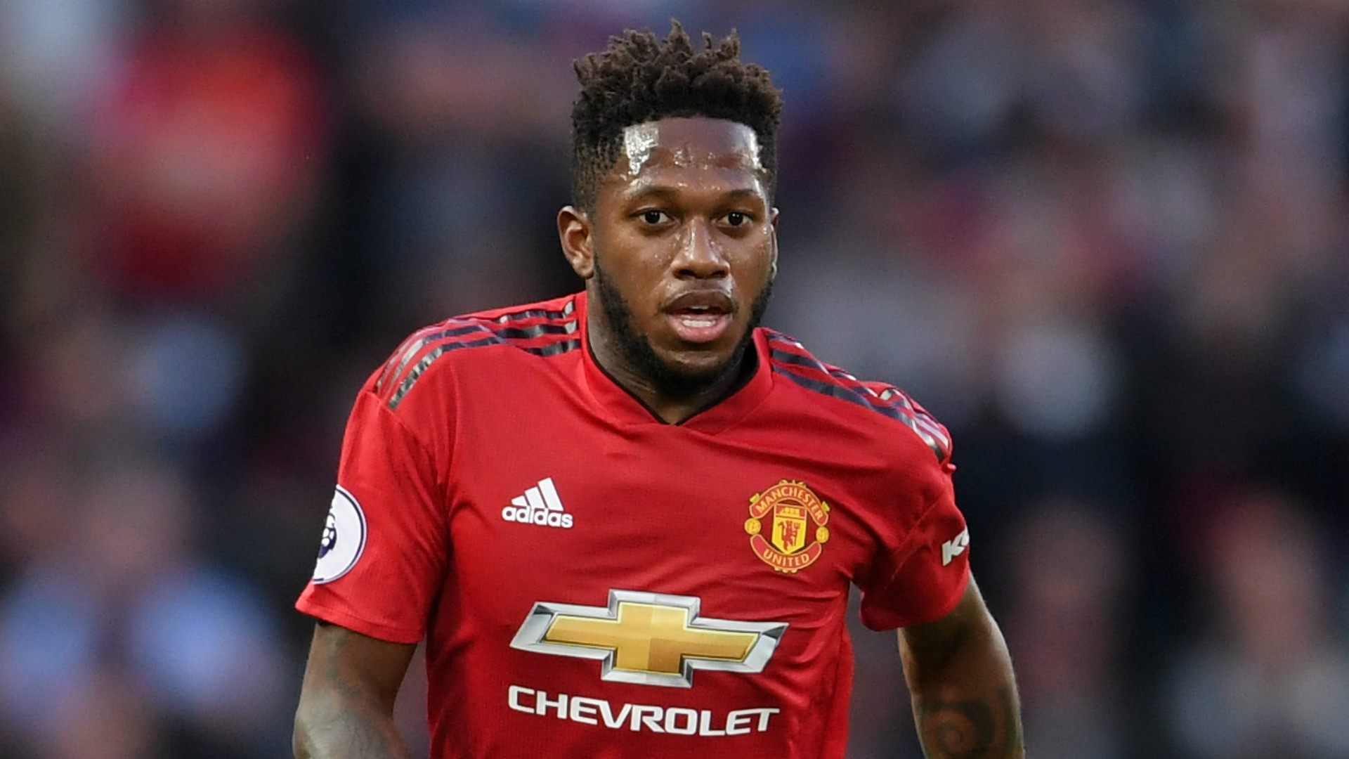 Fred Man United Pressure Normal EPL News