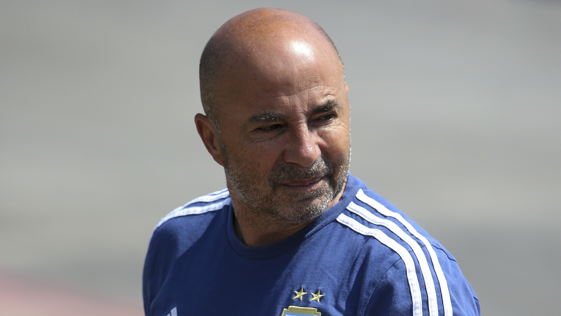 Sampaoli has no regrets over Argentina's failed World Cup campaign