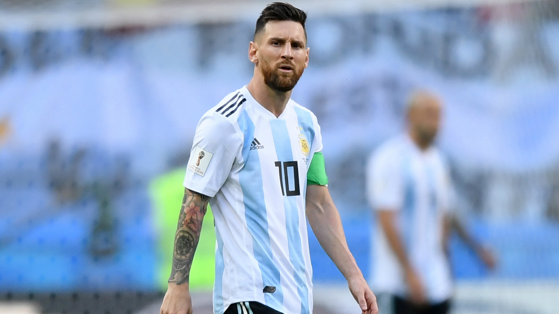 Messi can still win World Cup, insists Sampaoli