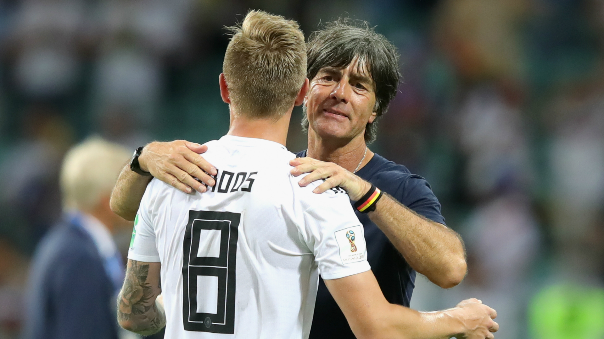 Maybe he wanted the job – Kroos defends Low after Ballack criticism
