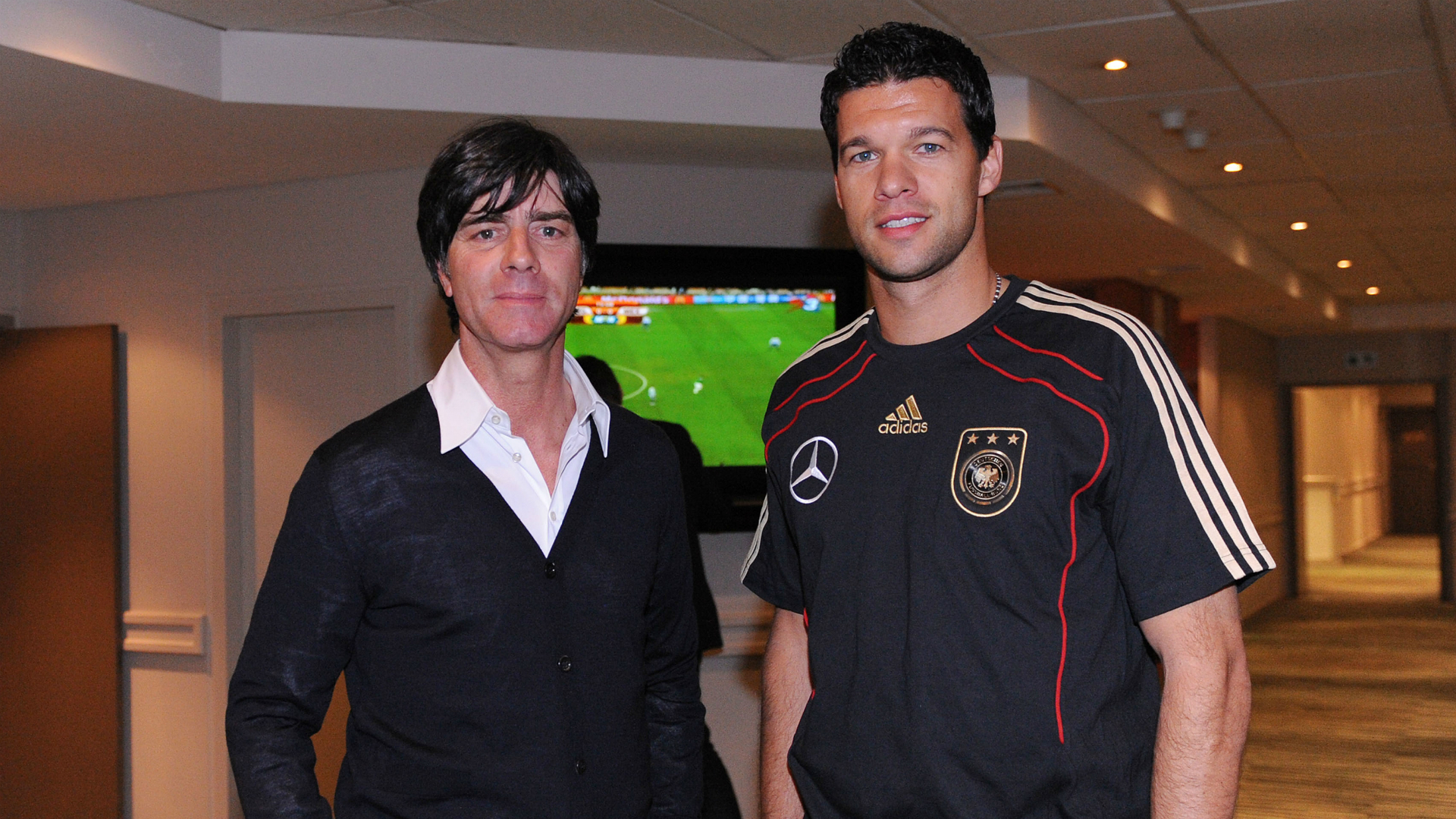Ballack surprised Low still in Germany job