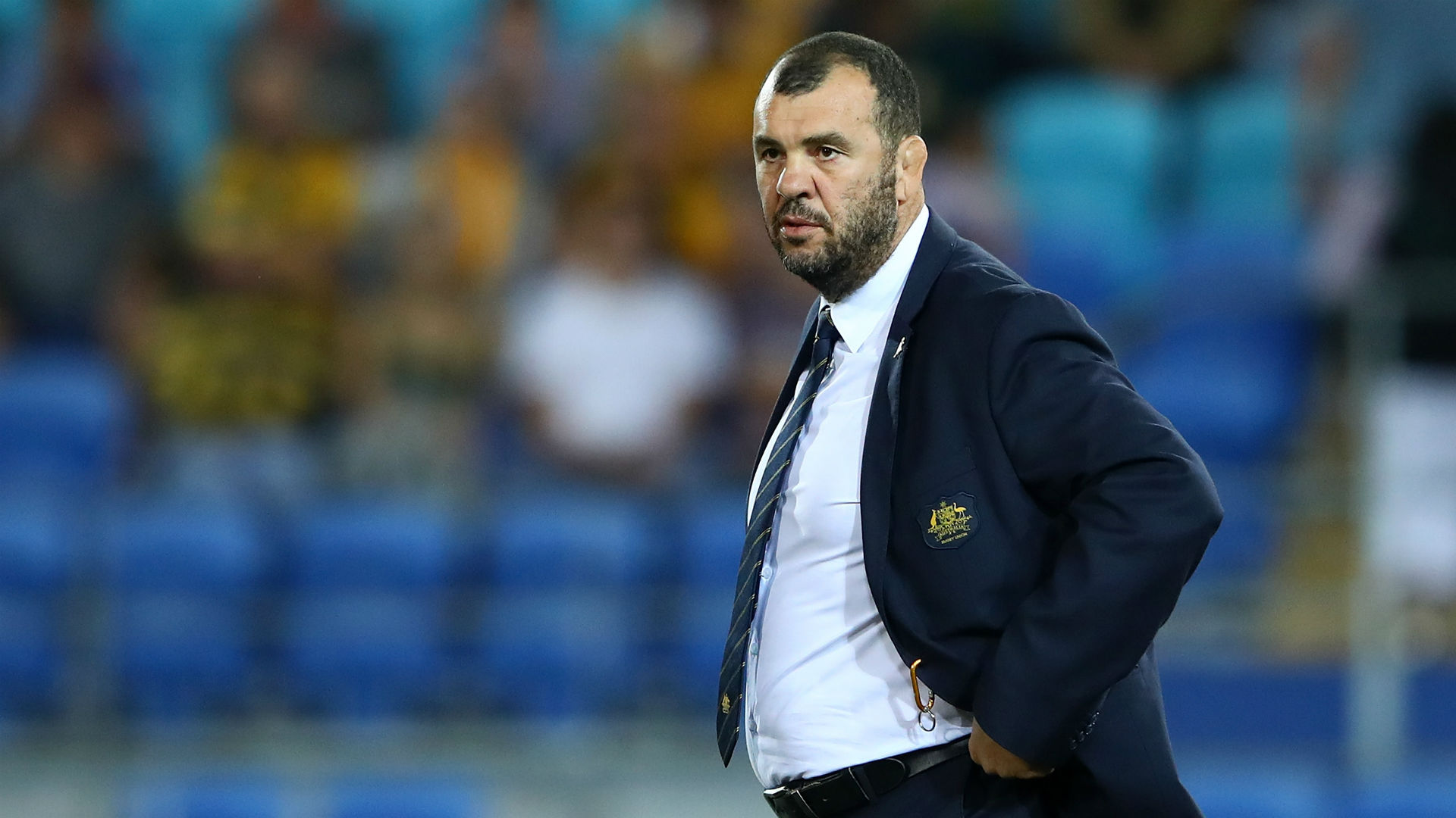 Horwill backs under-pressure Cheika