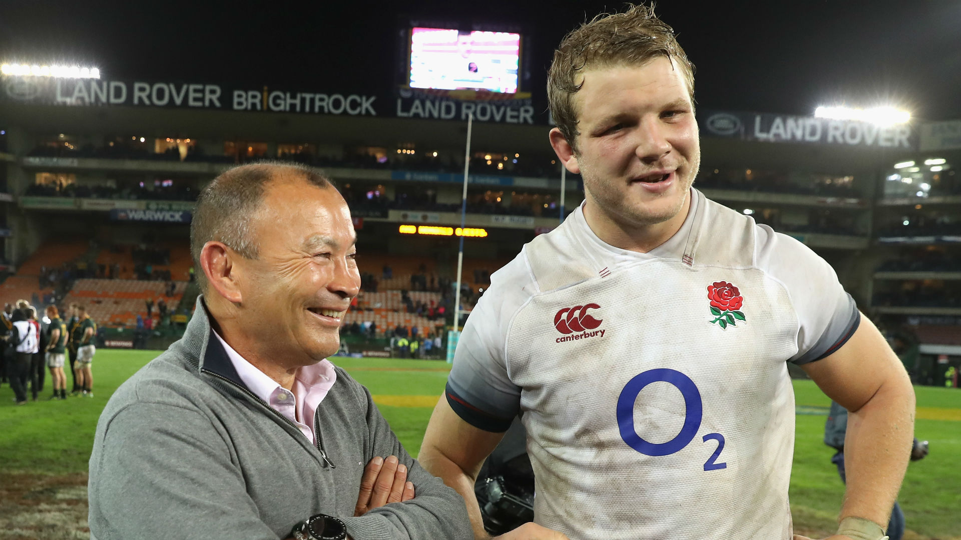 England suffer Launchbury blow ahead of November Tests