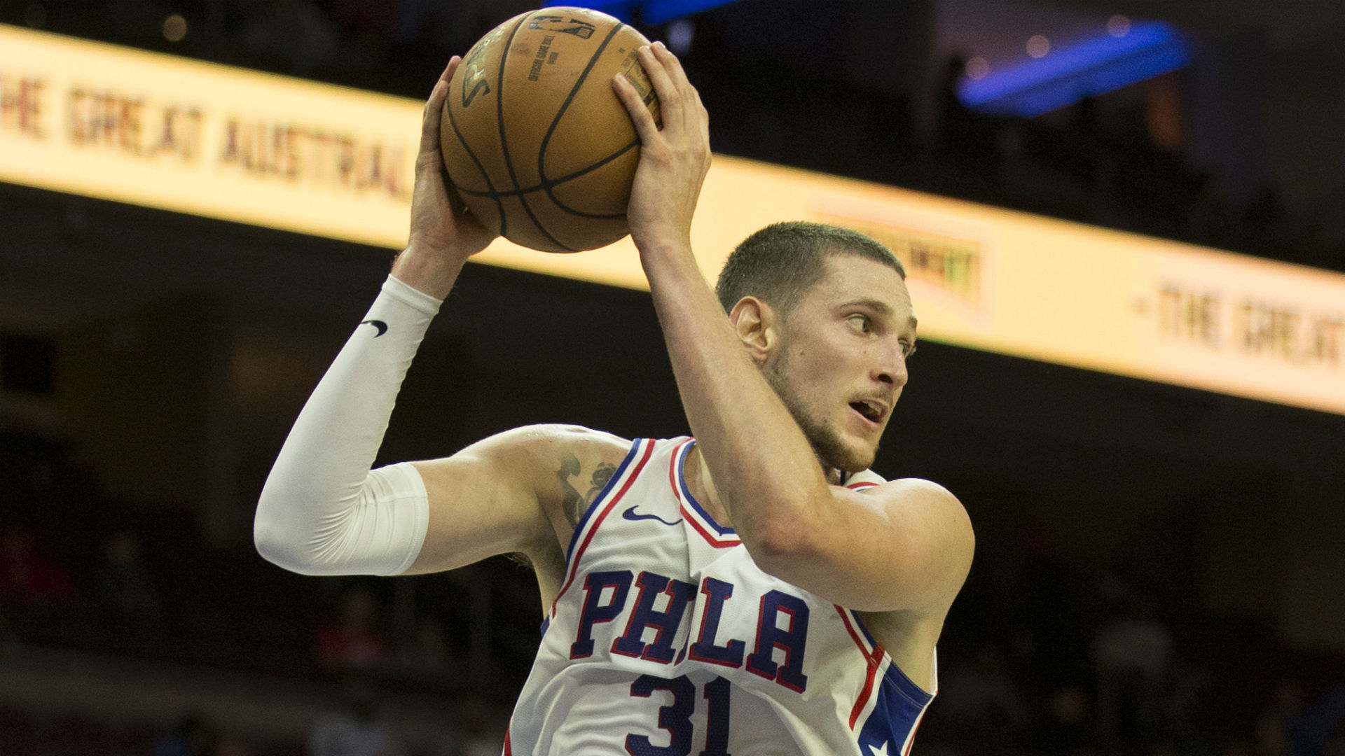 info for 2c815 f5d21 76ers apologize after offensive tweets from Mike Muscala's ...