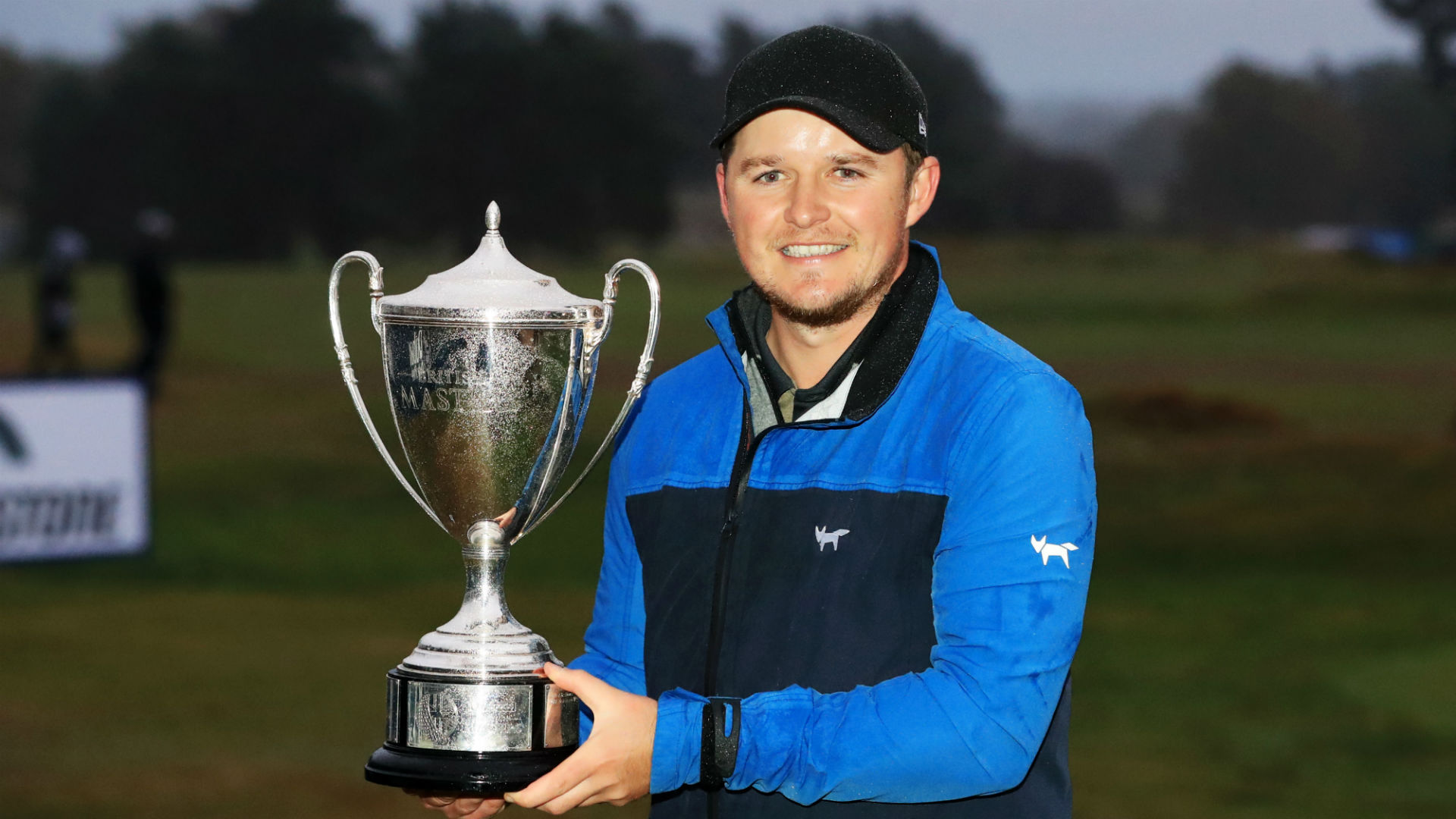 Pepperell holds off Bjork for wire-to-wire British Masters glory