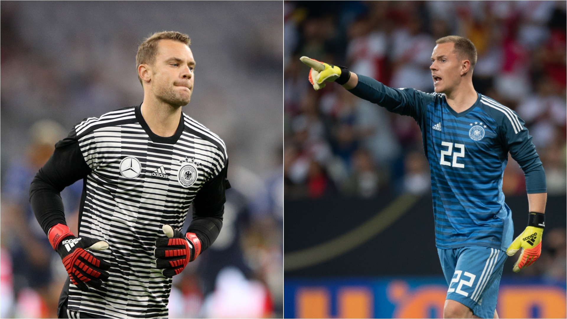 Ter Stegen should start ahead of Neuer for Germany – Matthaus