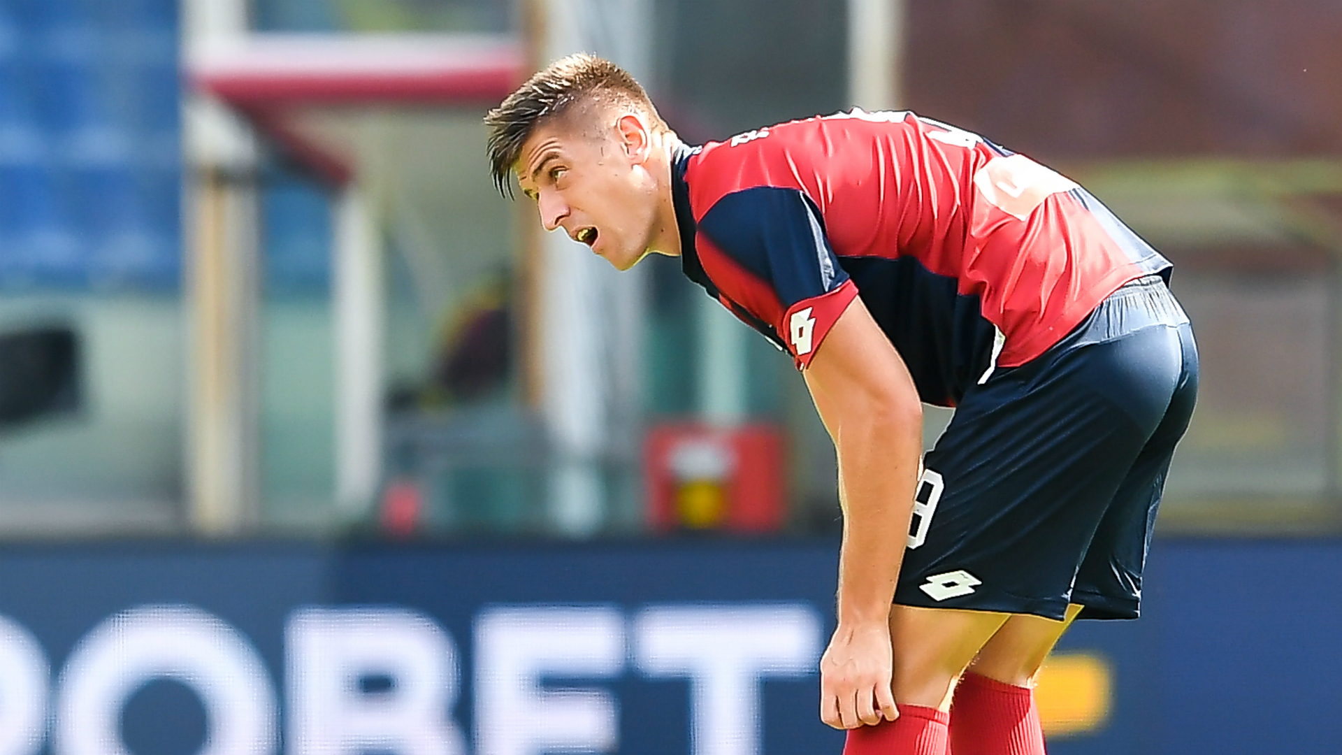 De Laurentiis: I've spoken to Genoa and agent about Piatek
