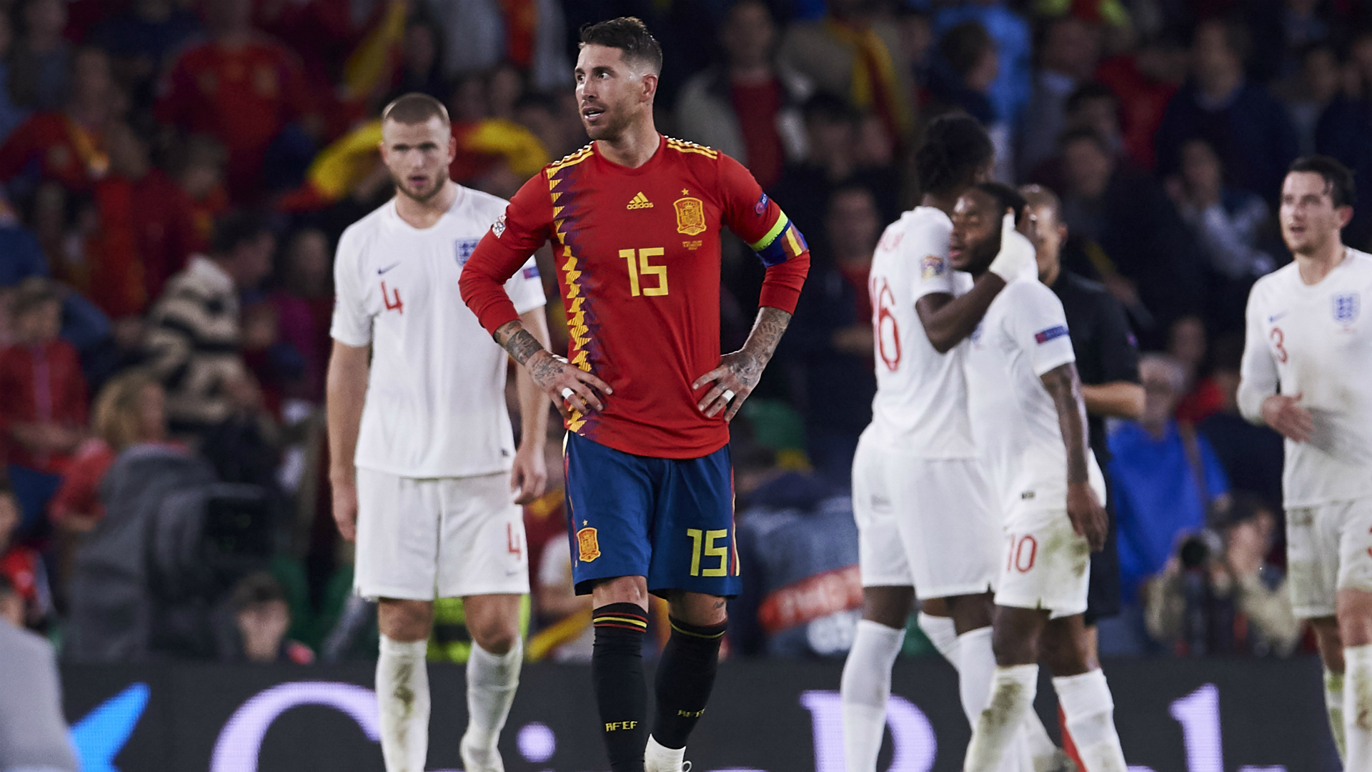 Ramos wants Spain to believe in Luis Enrique's team