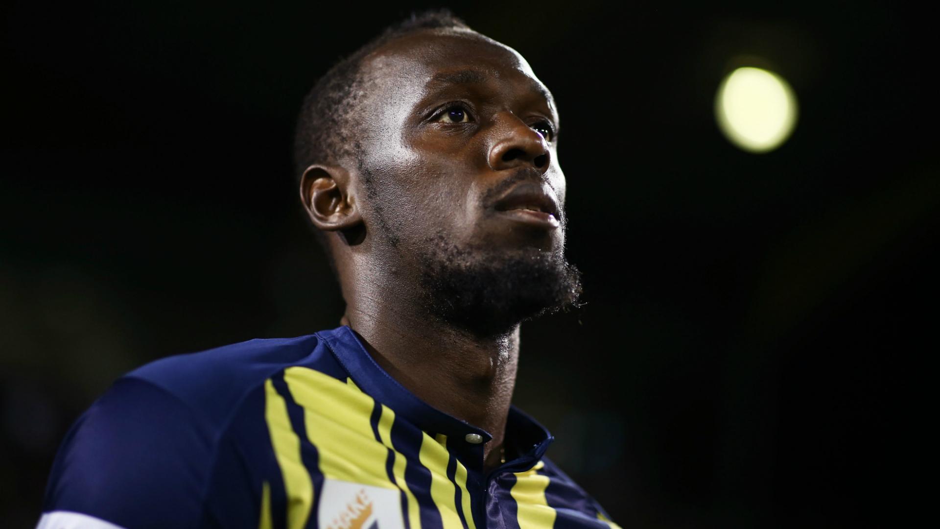 Maltese champions Valletta want Usain Bolt