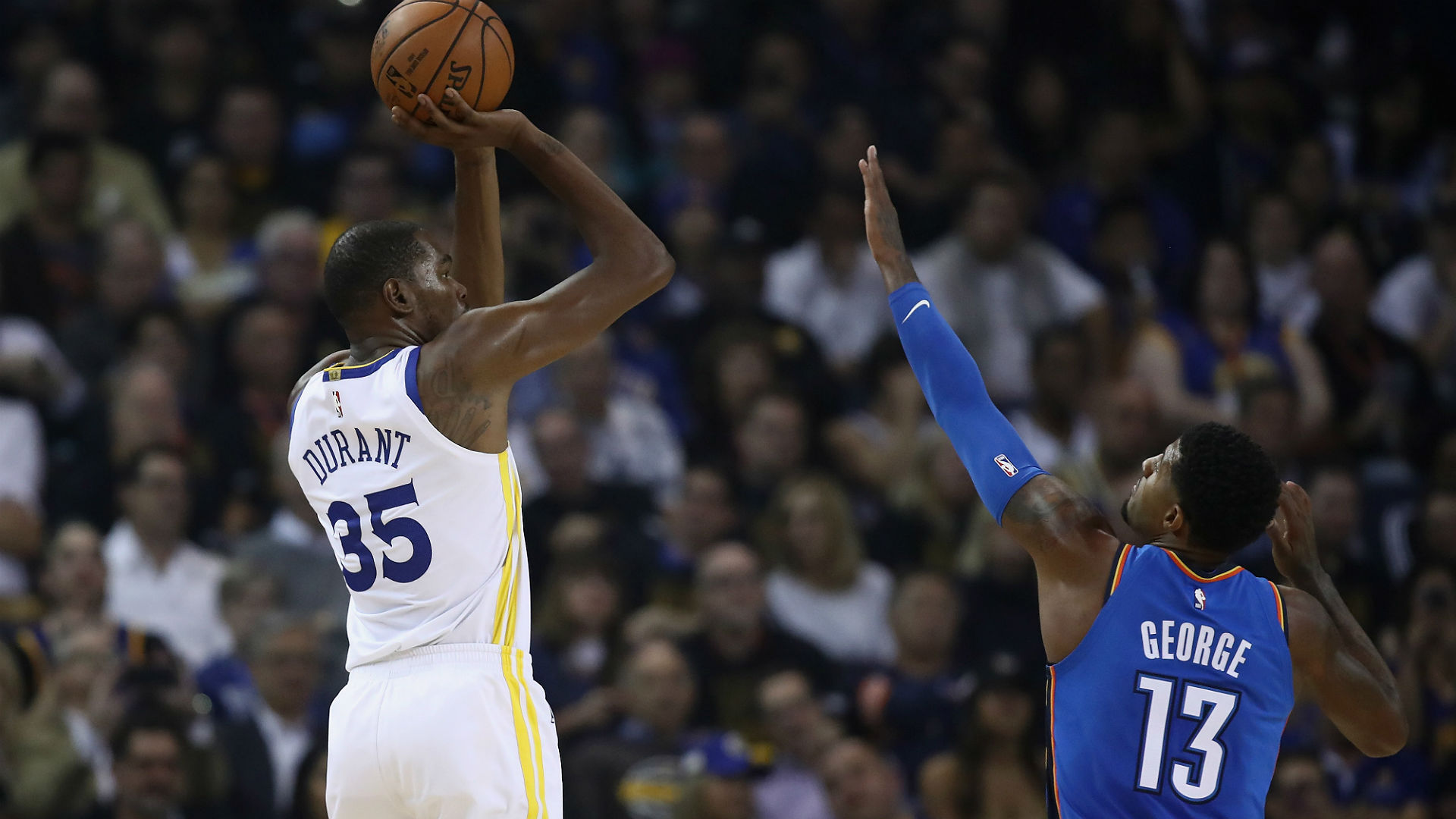 What we learned from the Warriors' win over the Thunder on opening night