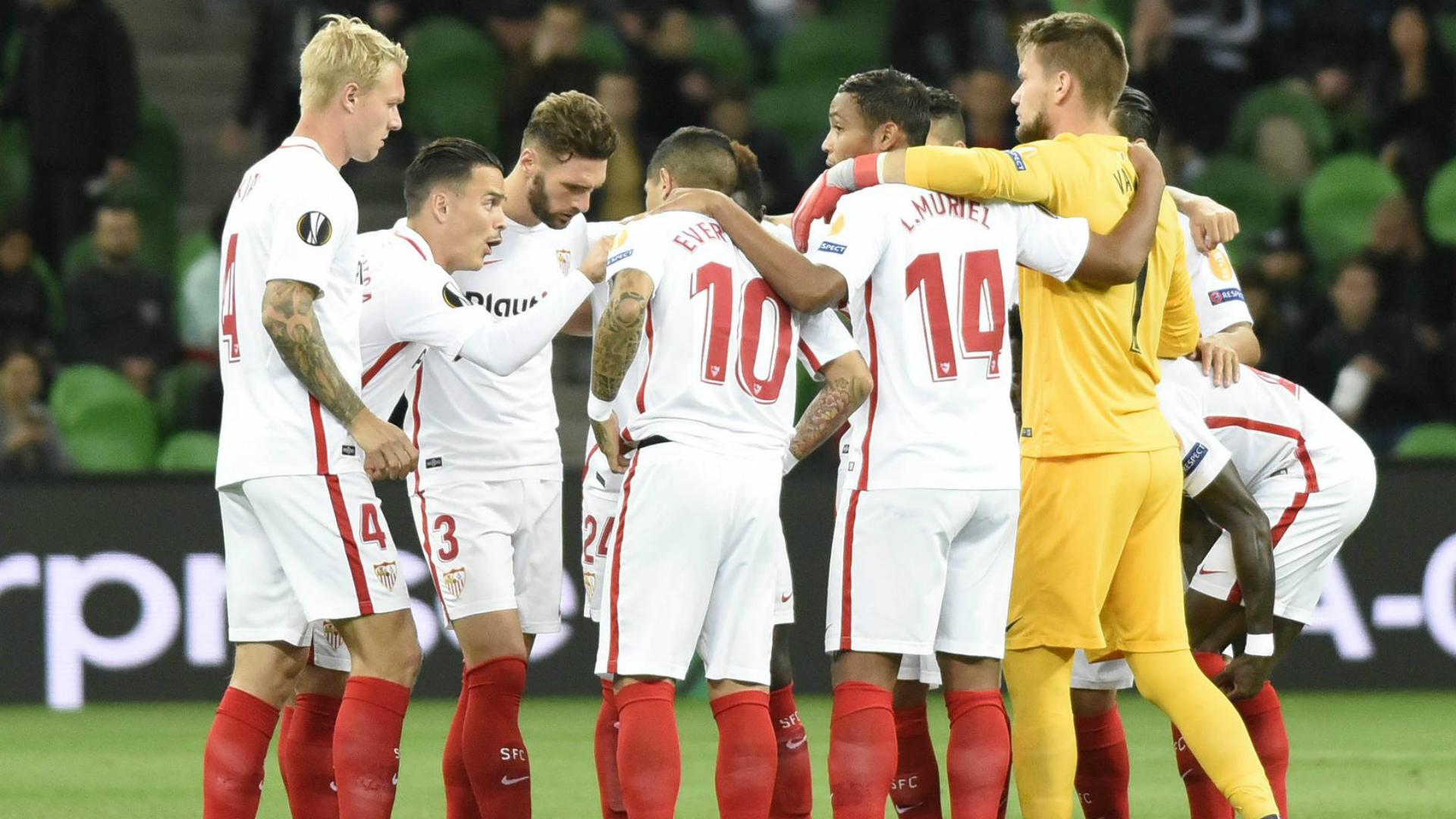 Kjaer surprised by LaLiga-leading Sevilla as Machin's men remain grounded