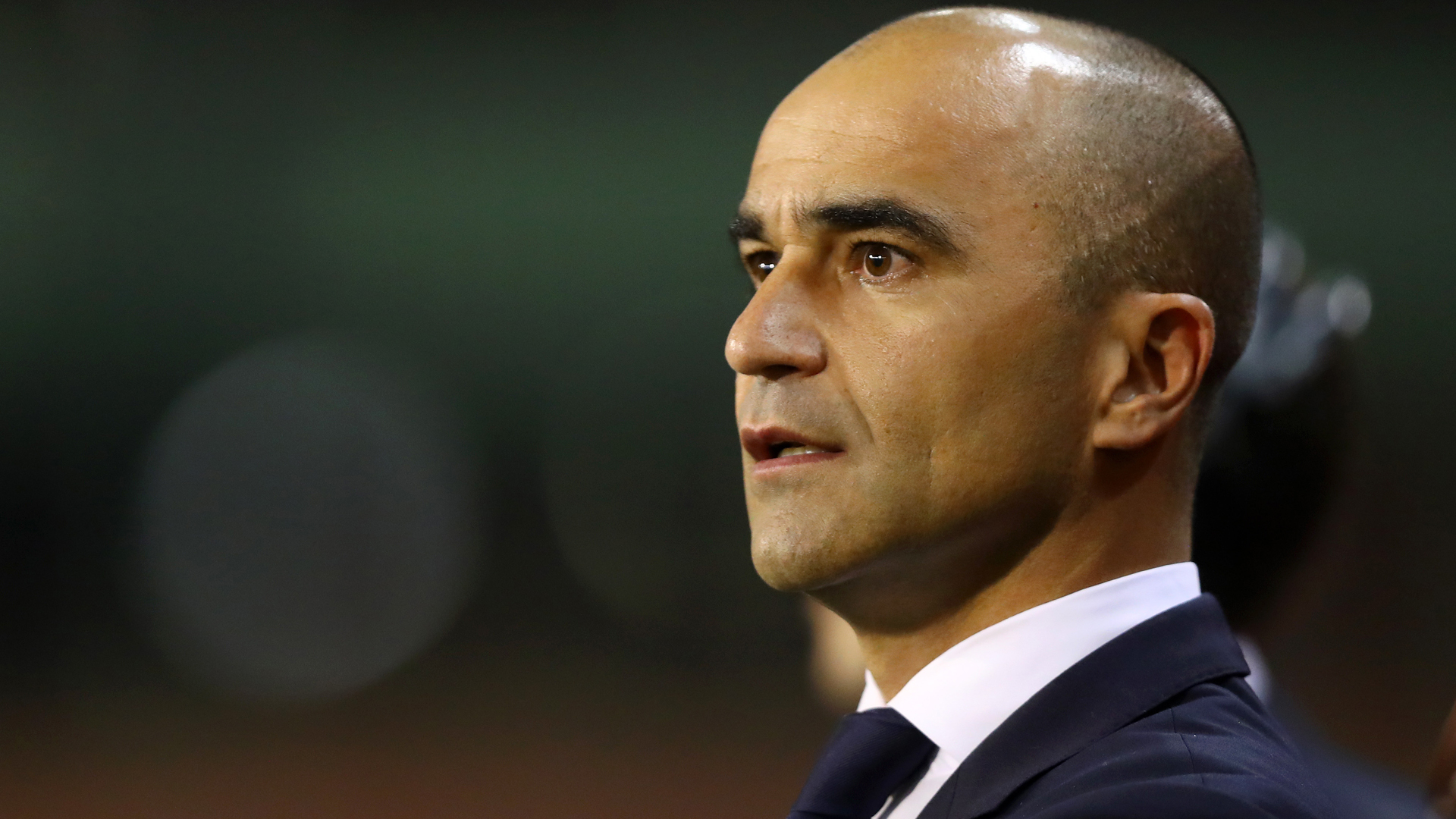 Martinez not worried about Belgium depth