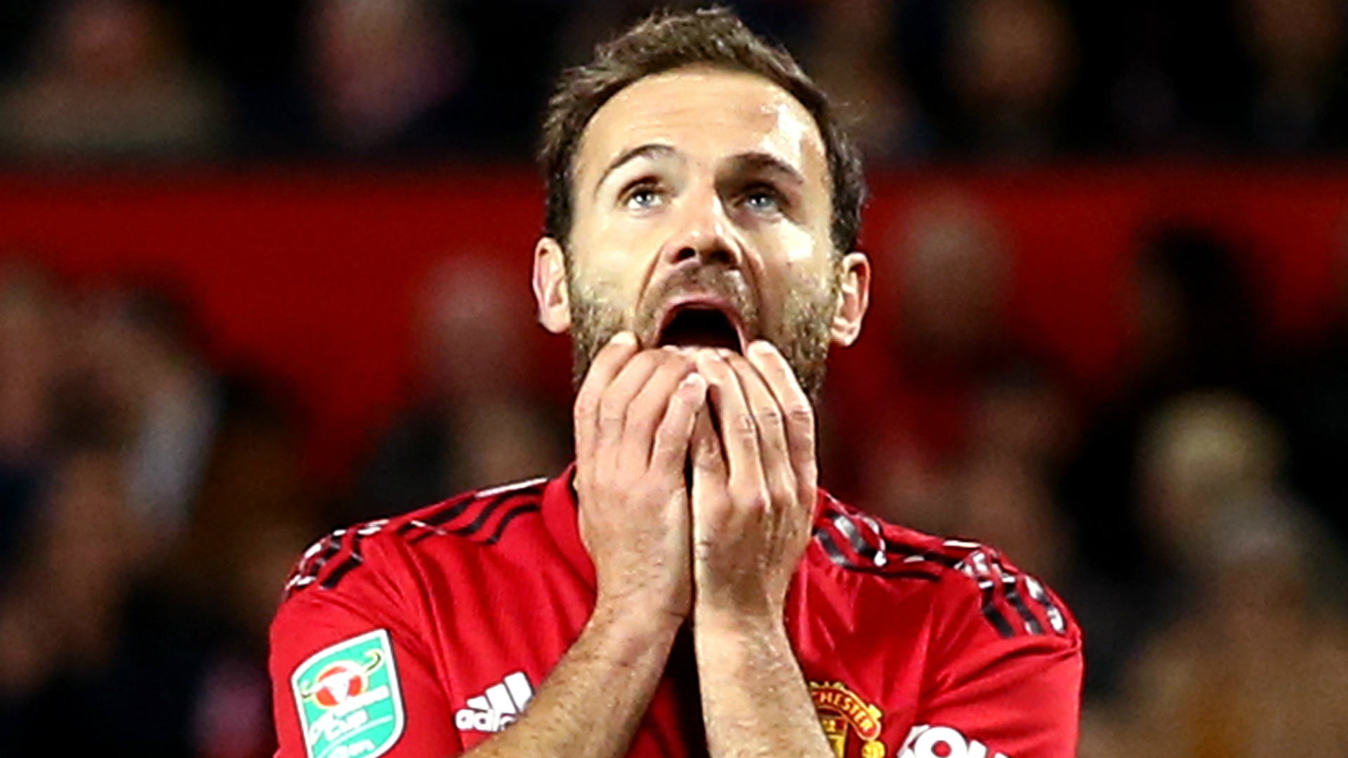 Mata braced for 'difficult month' at Man United