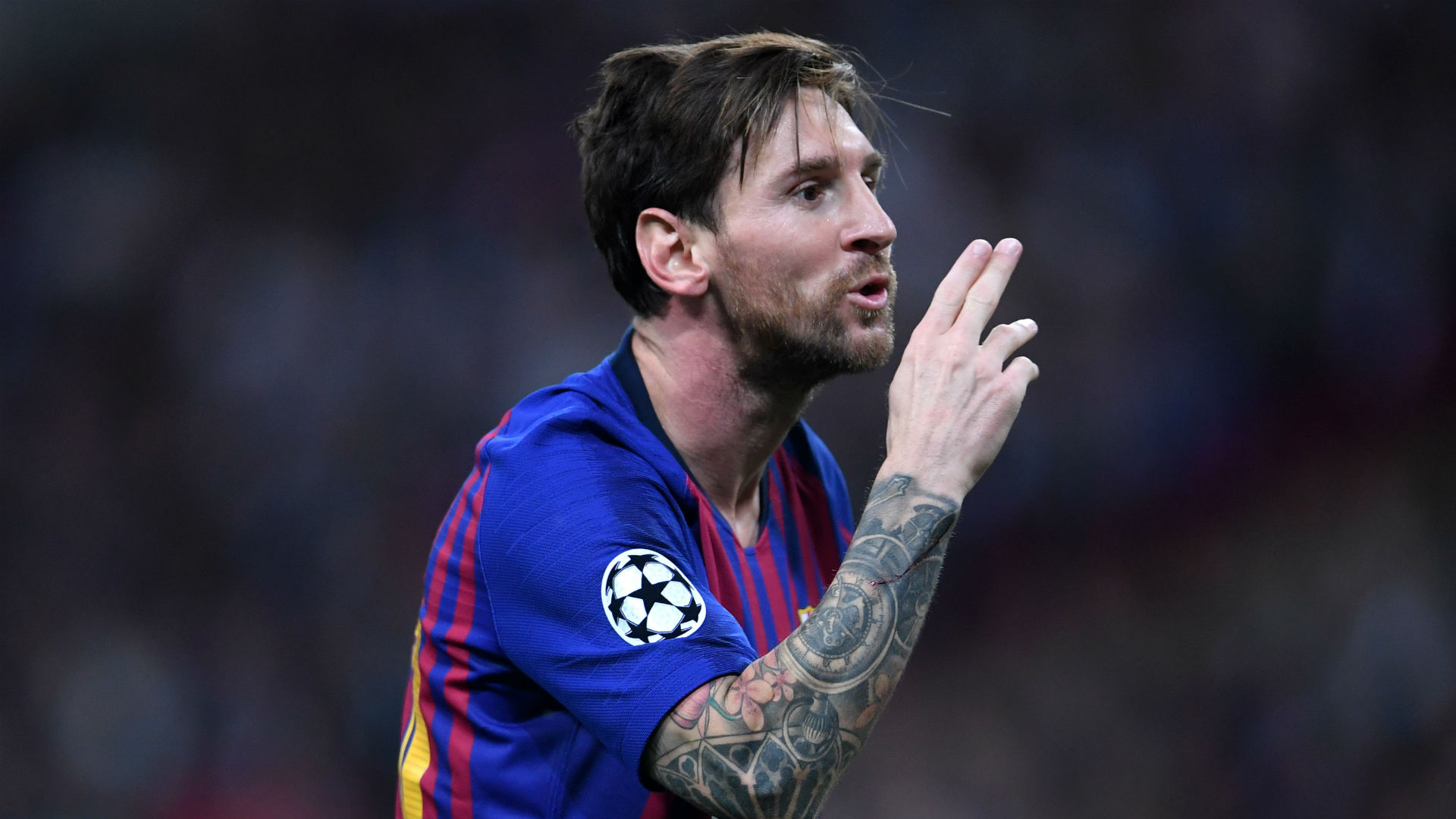 Barcelona know when captain Messi is angry – Abidal