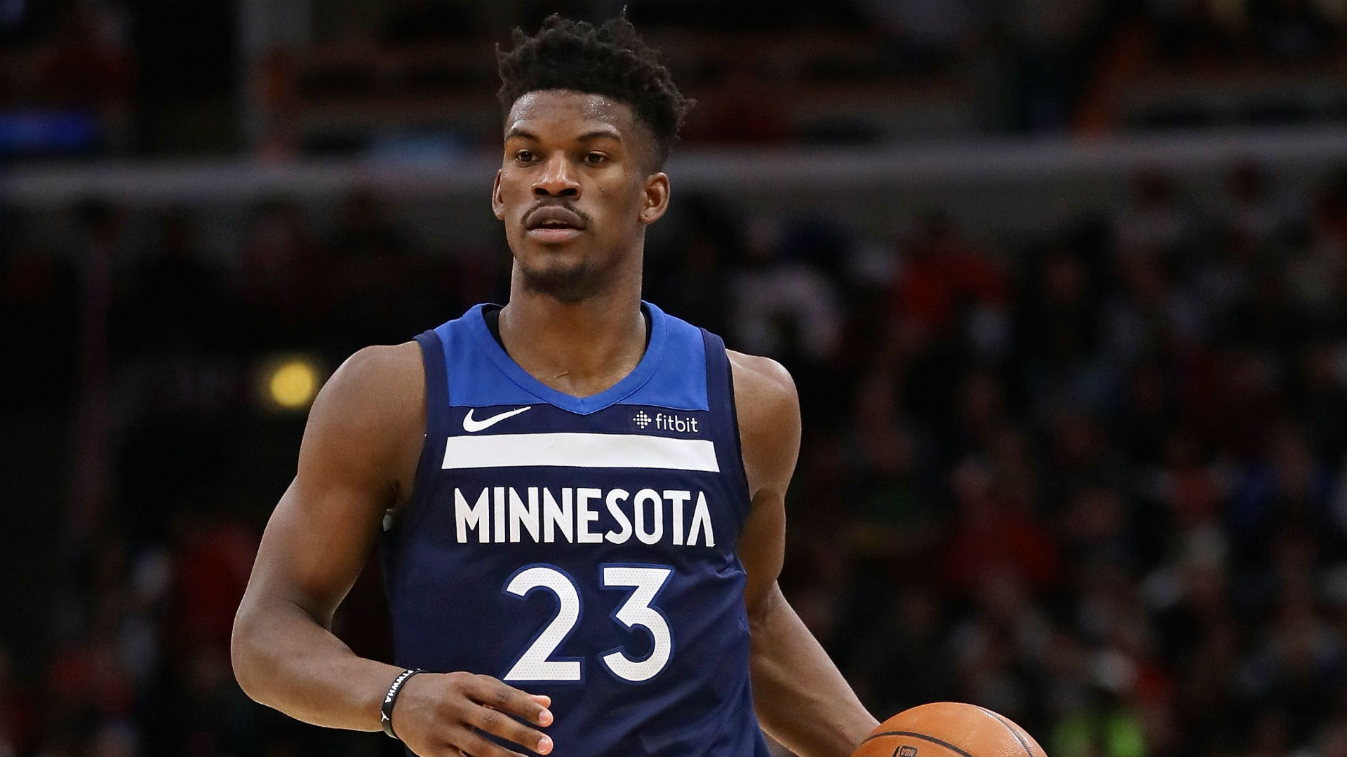 Butler booed by Timberwolves fans during introductions