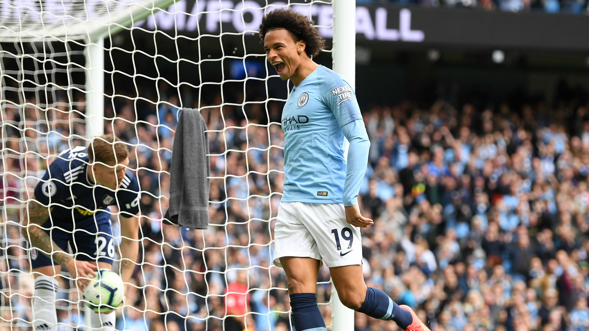 Man City working on new deal for Sane – Guardiola