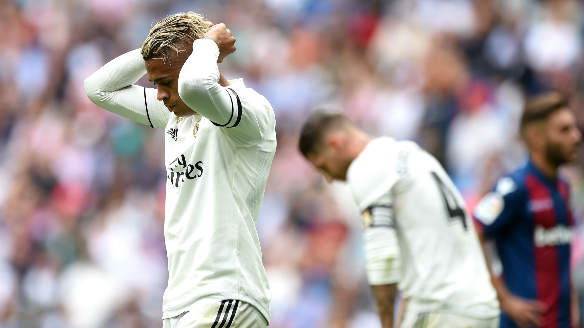 Real Madrid break record for longest goalless run