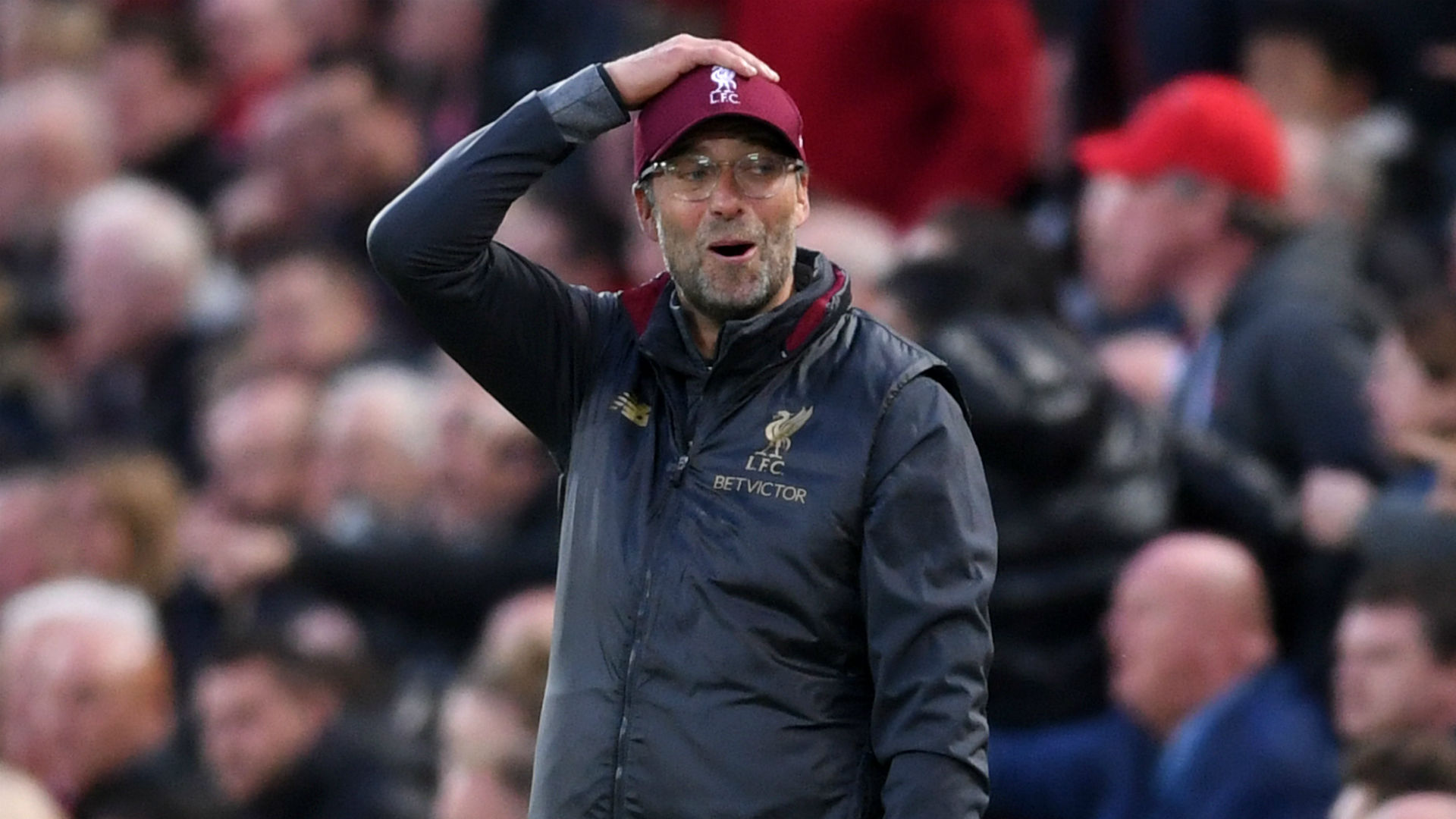 Maybe it's my interviews - Klopp on Liverpool's room for improvement