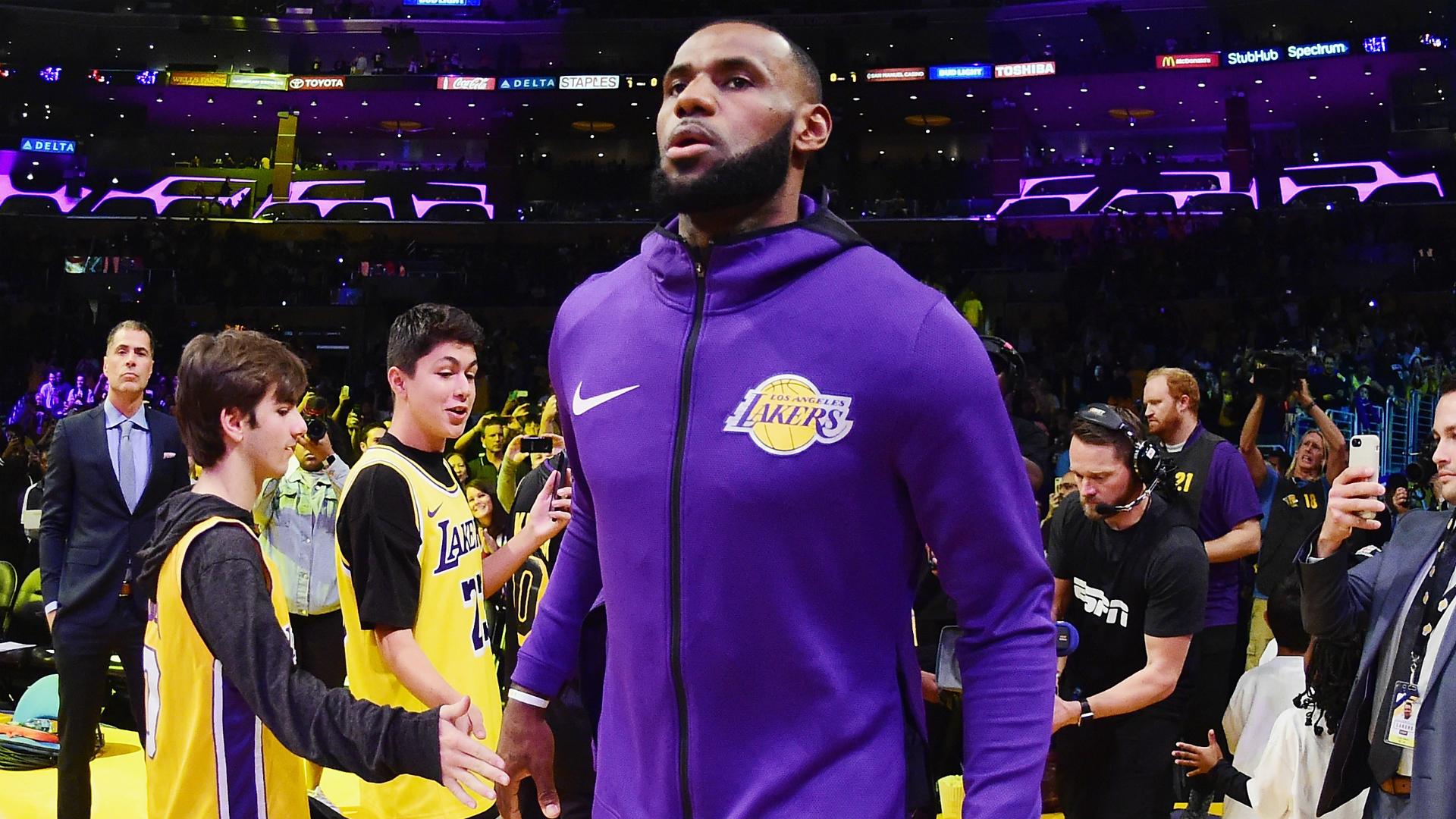 Longley hails LeBron's bravery after LA Lakers move
