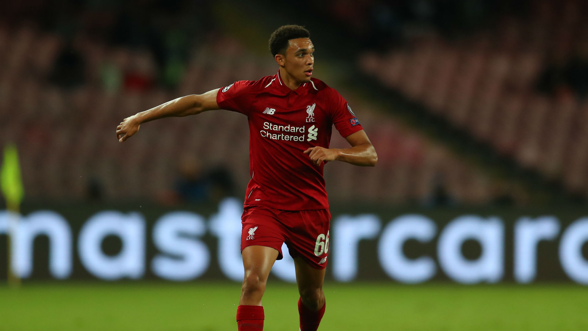 Alexander-Arnold targets glory at home and abroad
