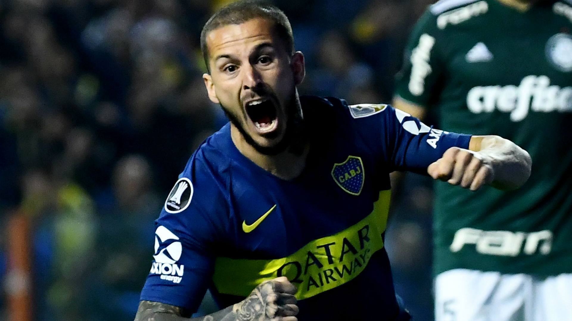 Boca's Benedetto relieved to score again after lengthy lay-off