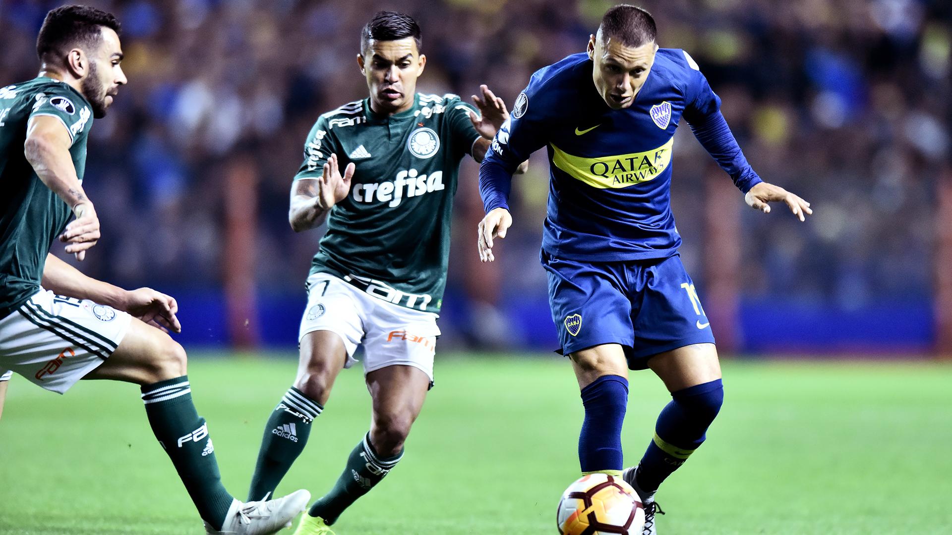 Boca Juniors 2 Palmeiras 0: Benedetto the hero with late brace