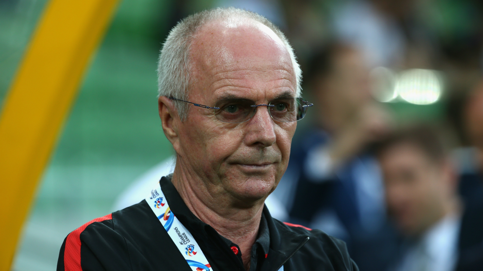 Sven-Goran Eriksson takes charge of the Philippines